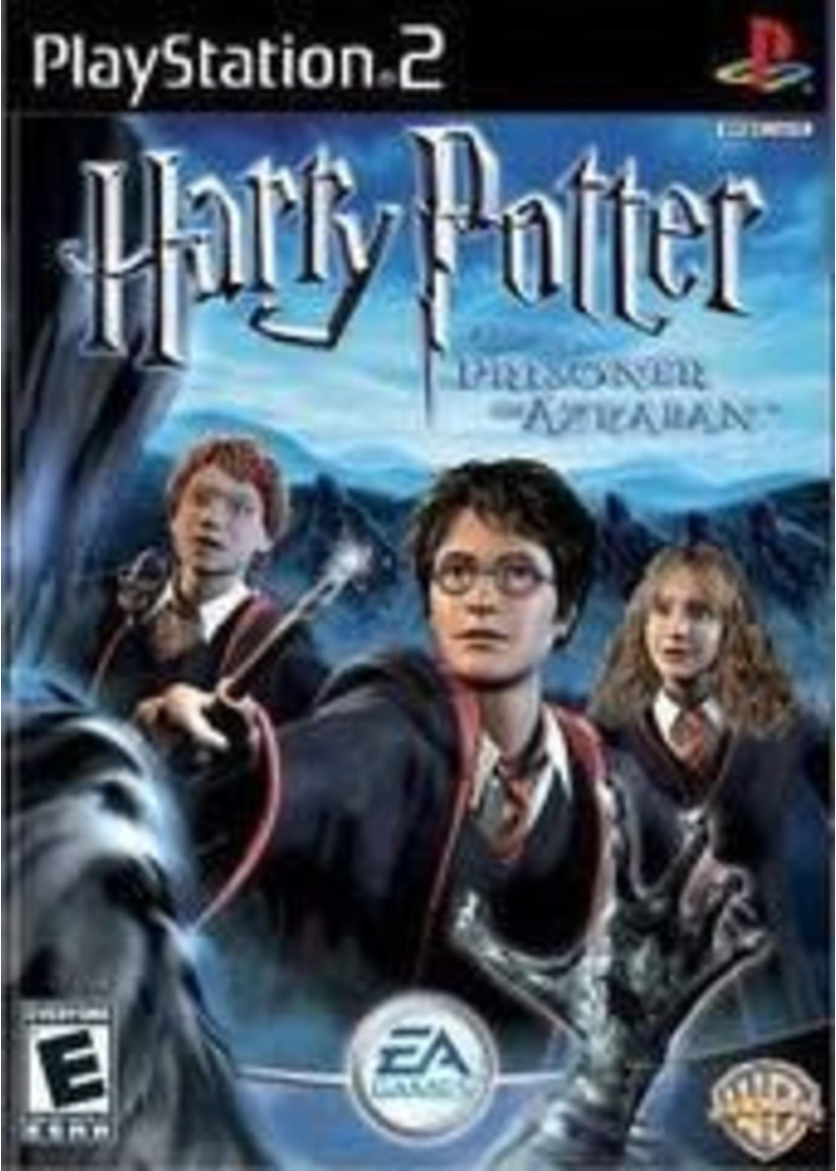Harry Potter Prisoner Of Azkaban Playstation 2