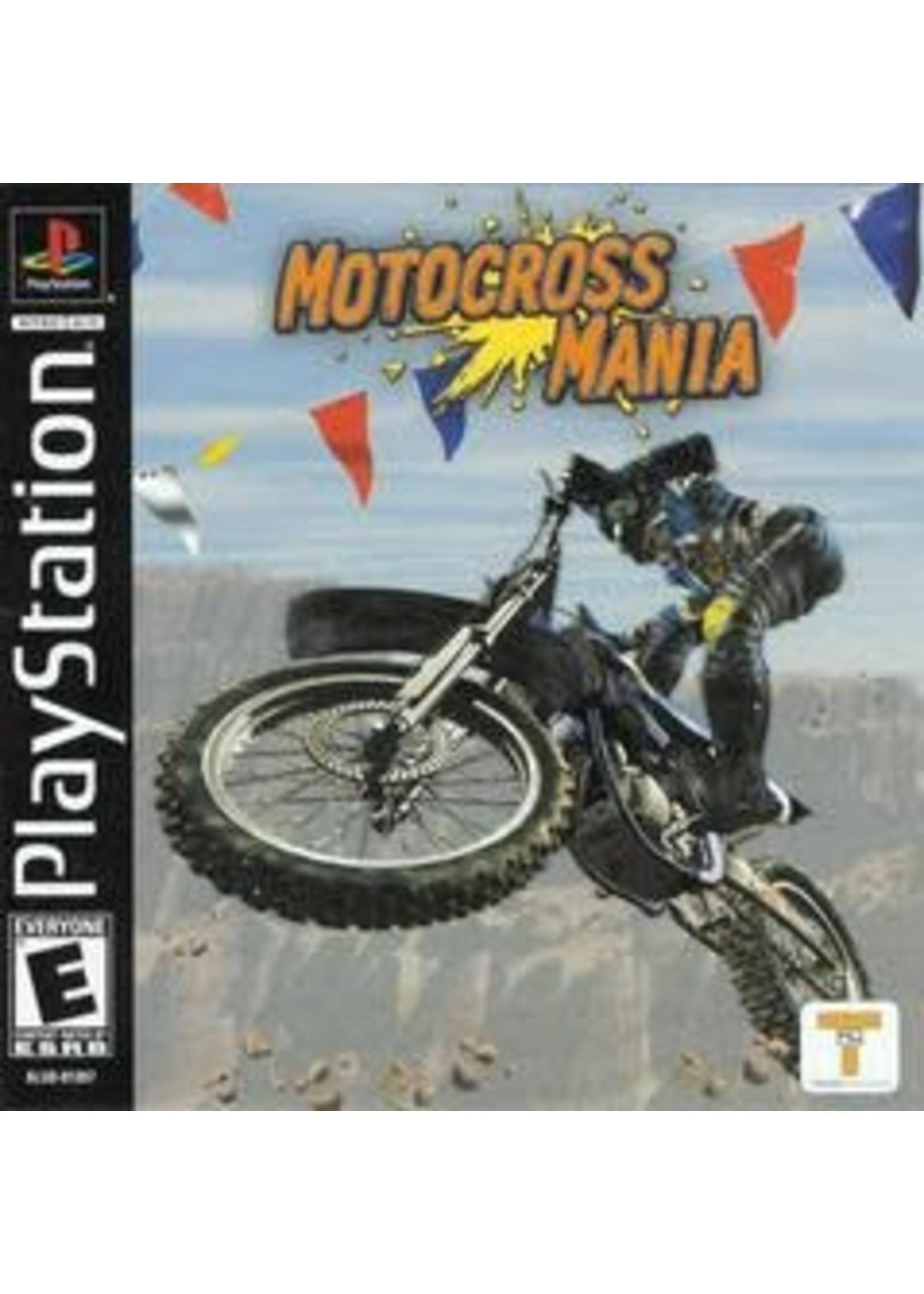 Motocross Mania Playstation
