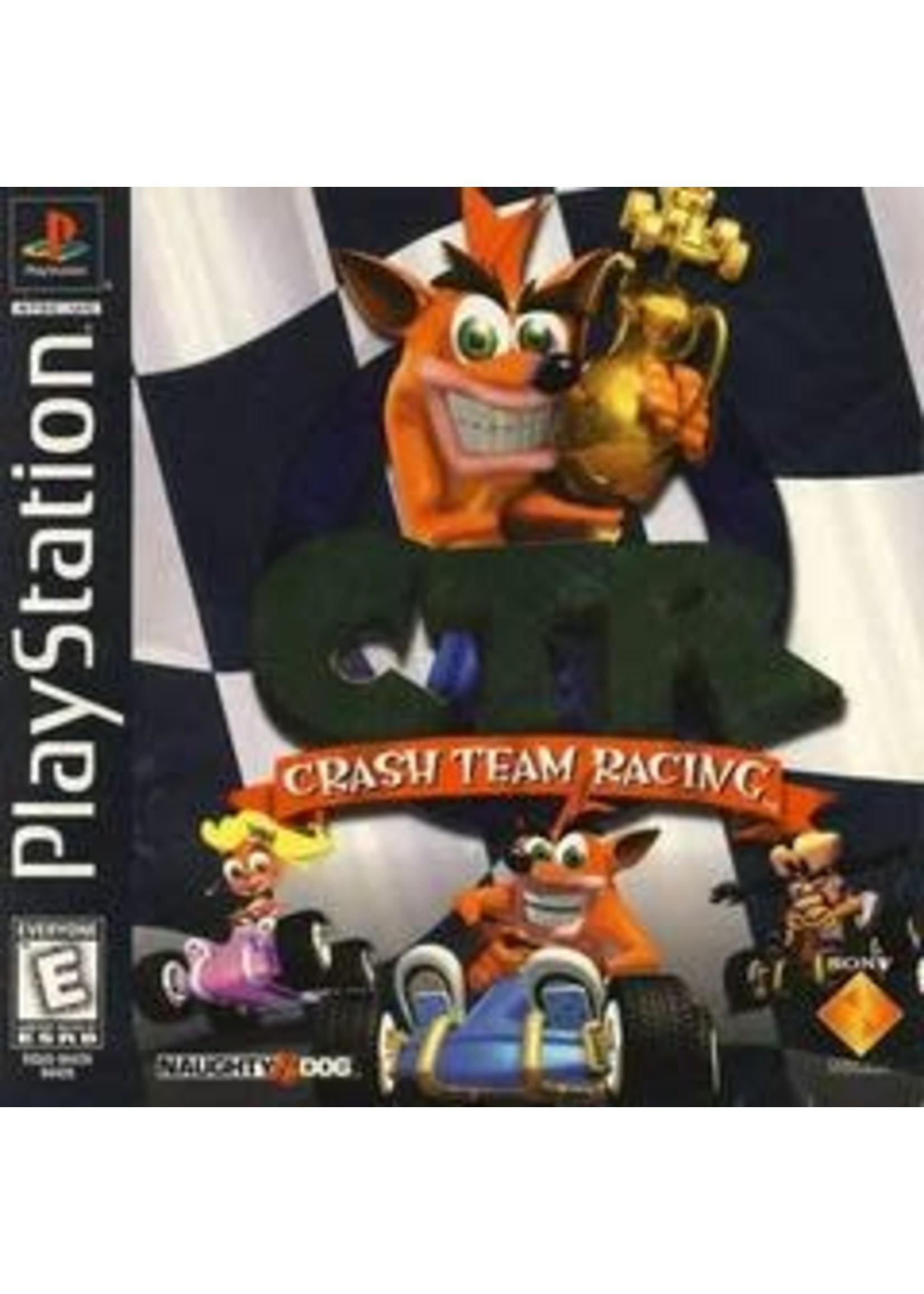 CTR Crash Team Racing Playstation