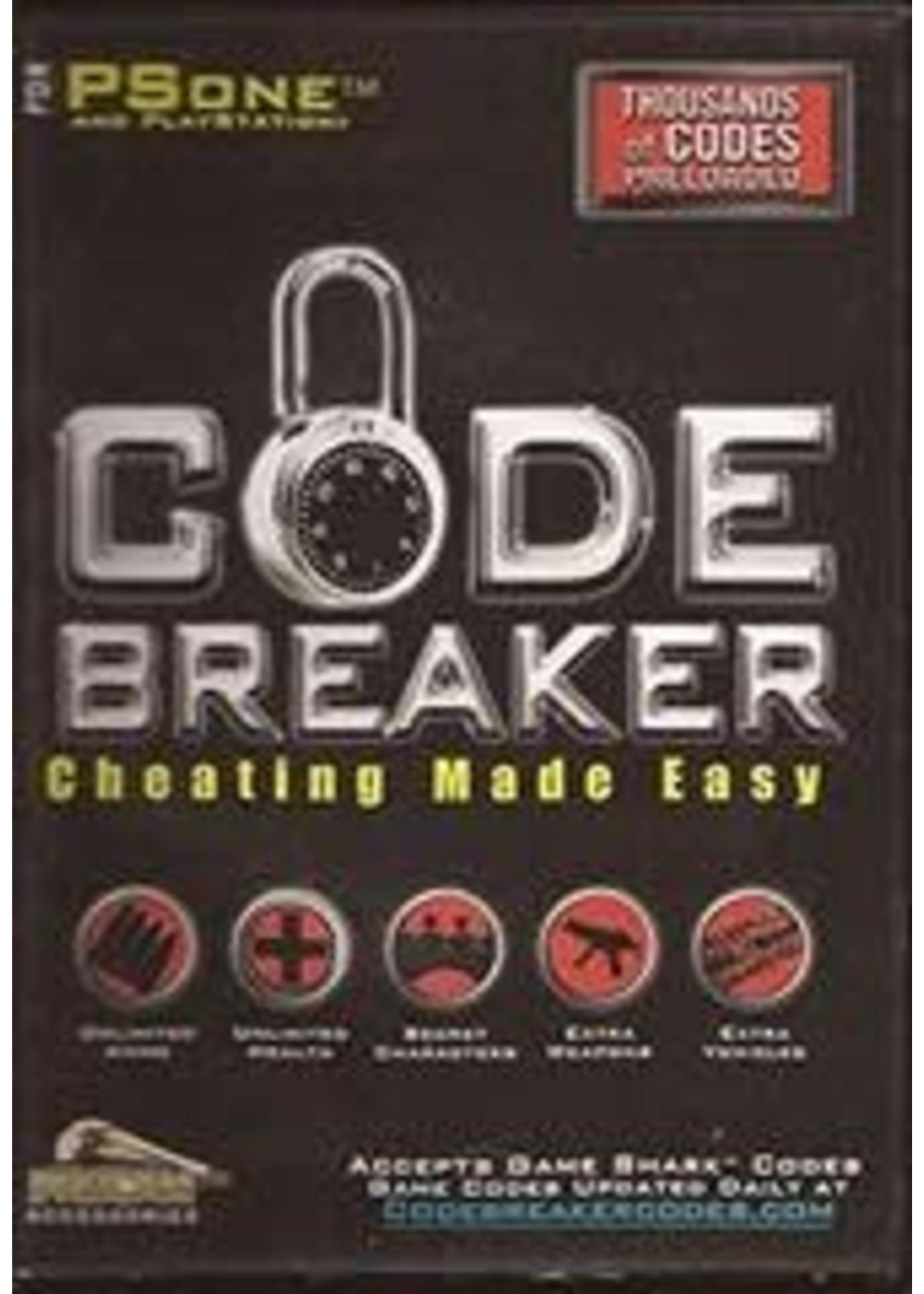 Codebreaker Playstation