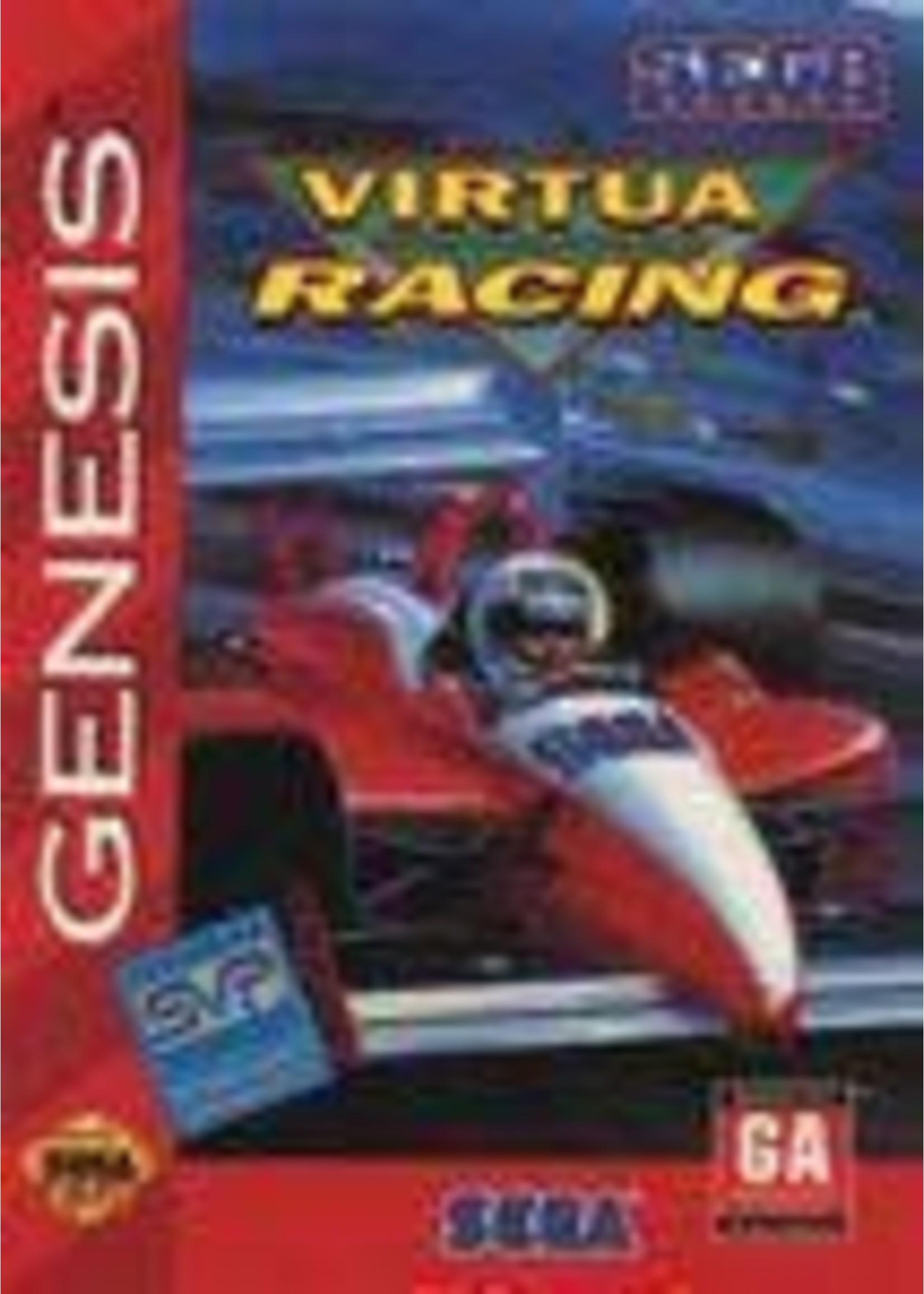 Virtua Racing Sega Genesis