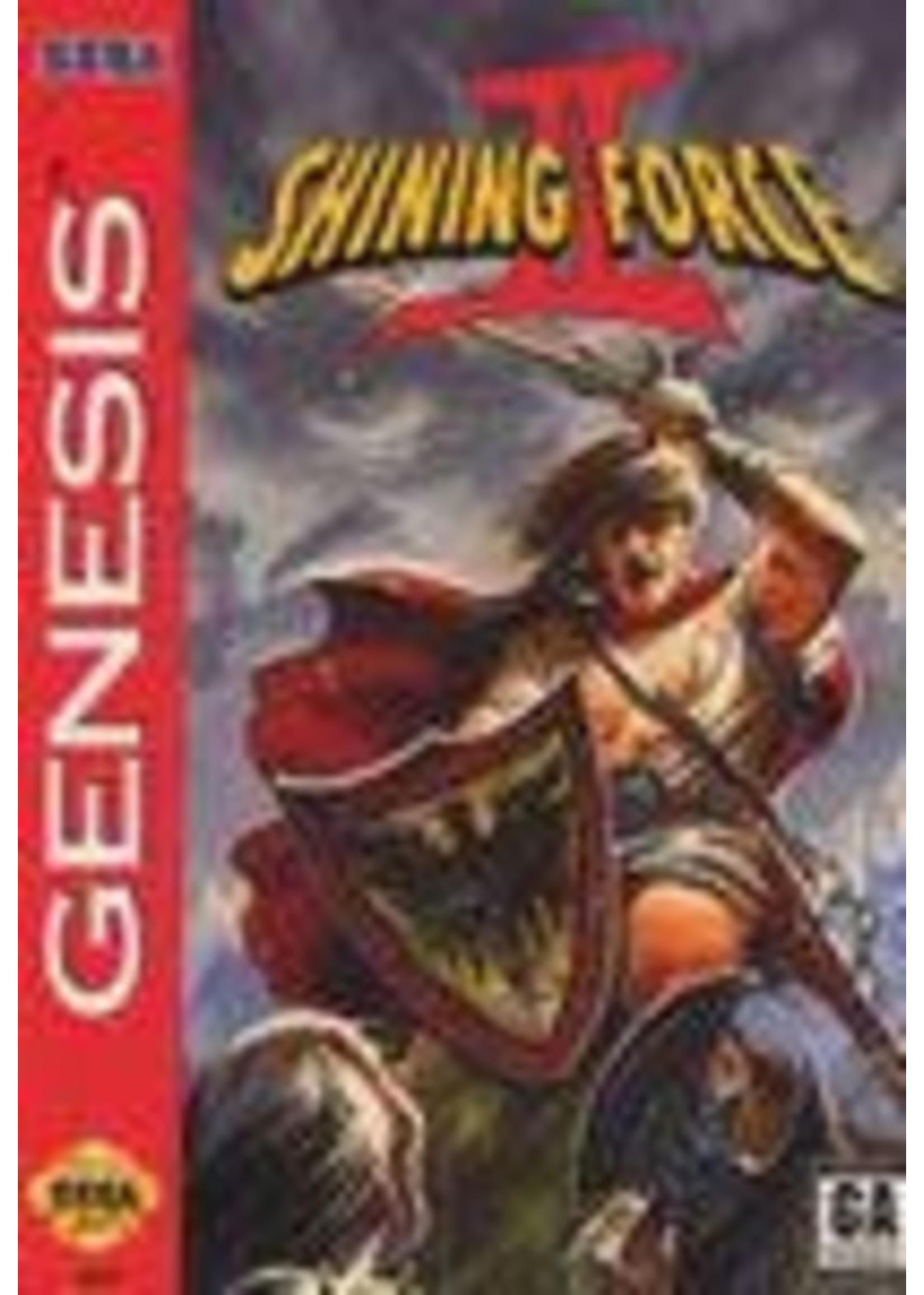 Shining Force II Sega Genesis