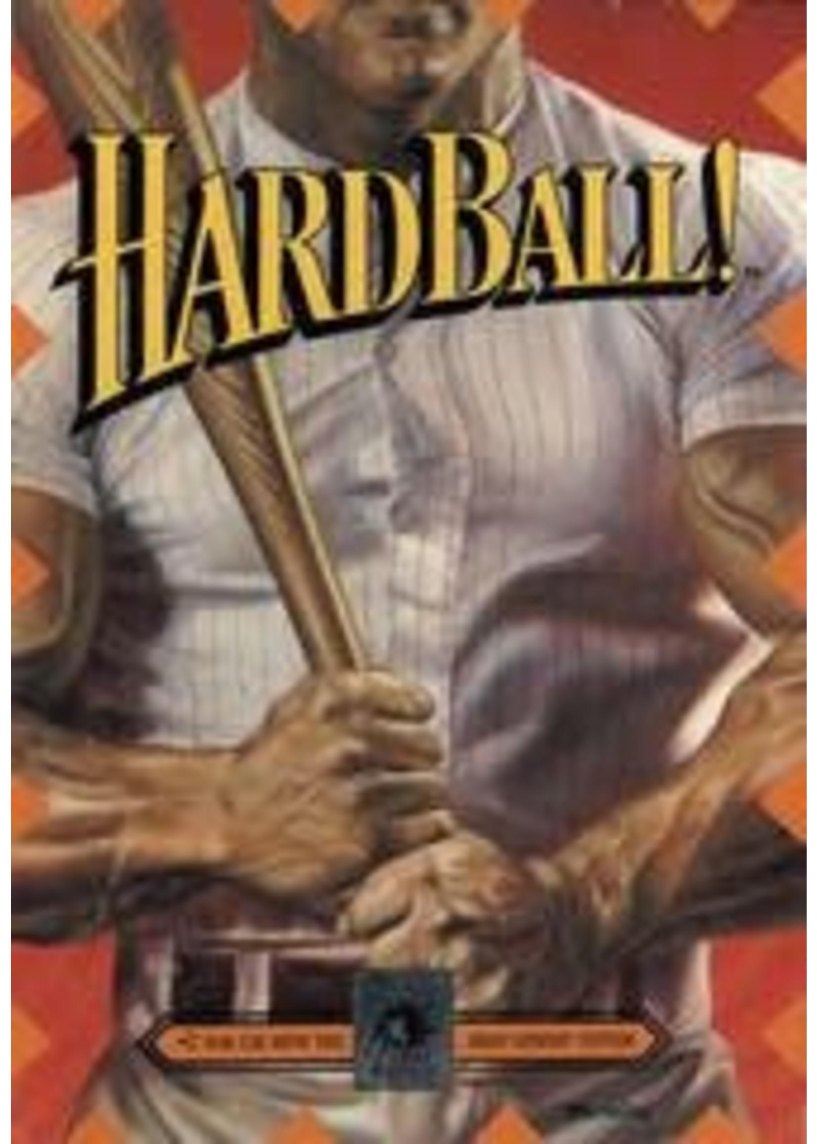 Hardball Sega Genesis