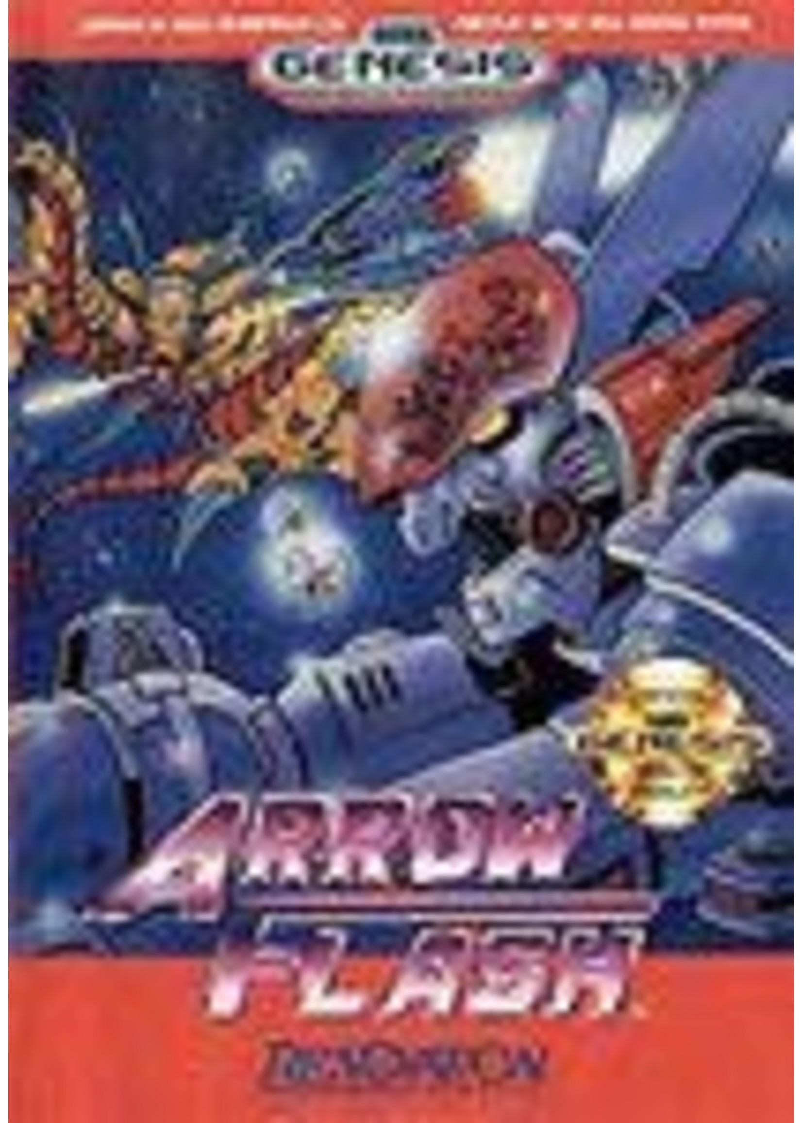 Arrow Flash Sega Genesis