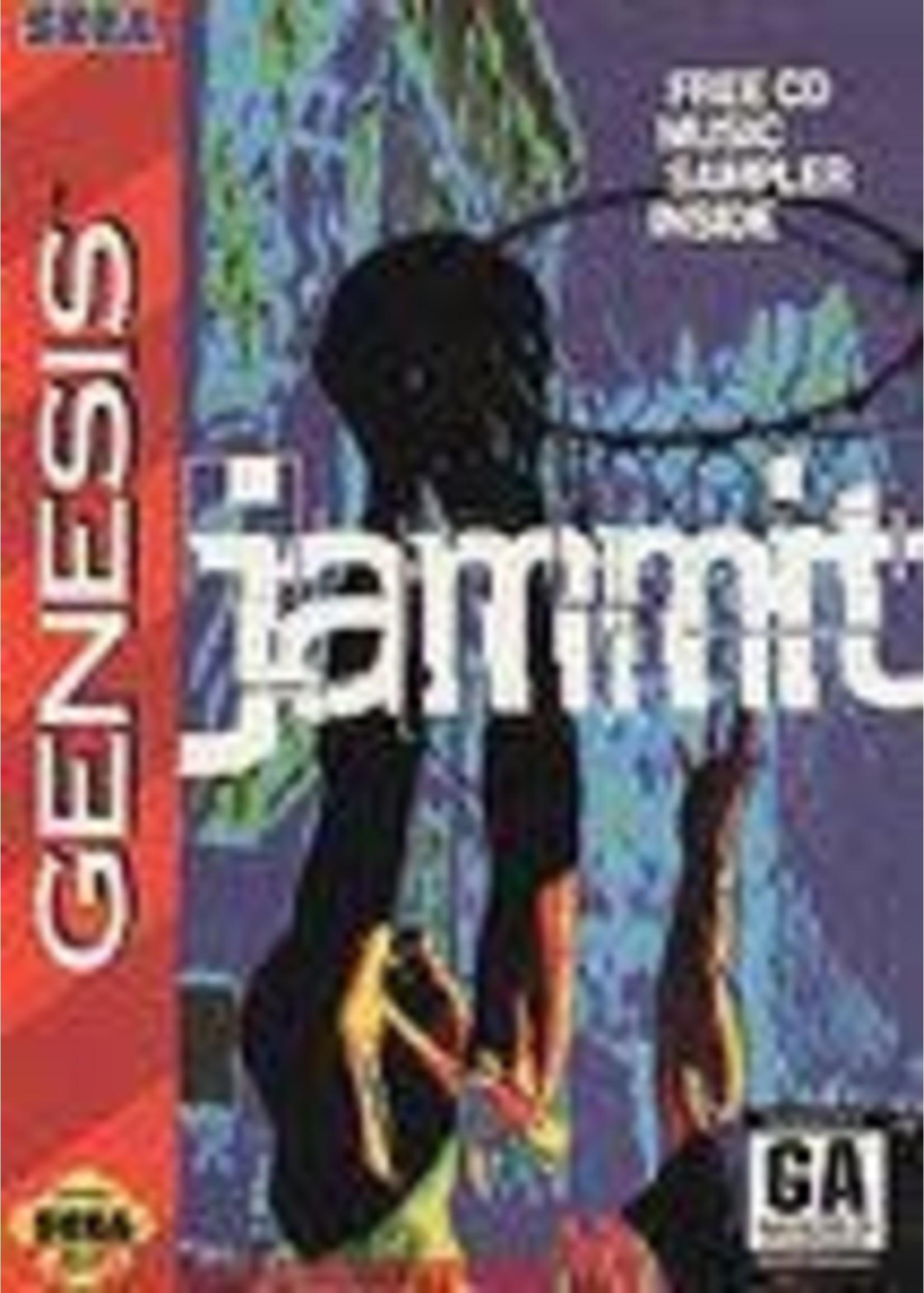 Jammit Sega Genesis