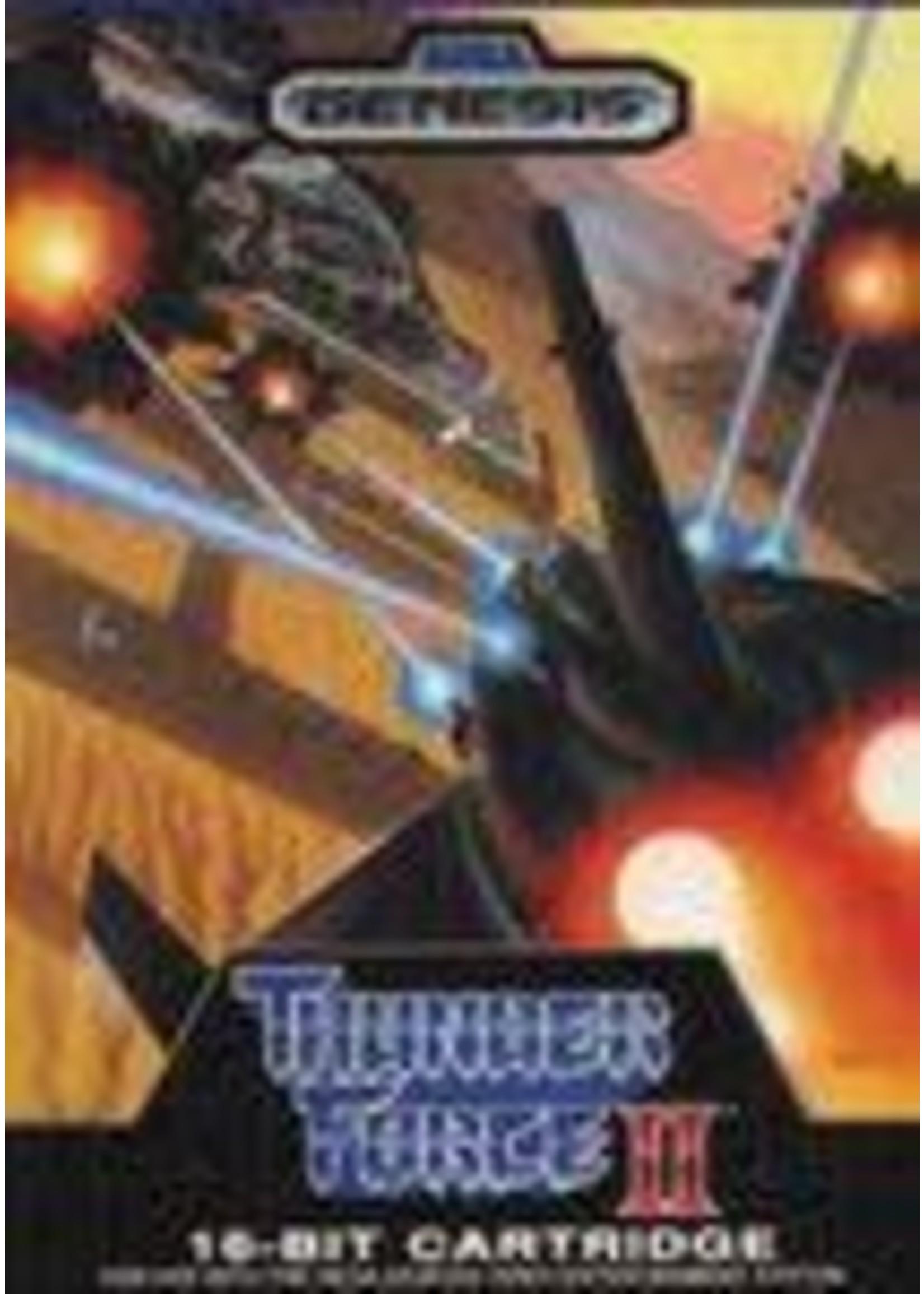 Thunder Force II Sega Genesis