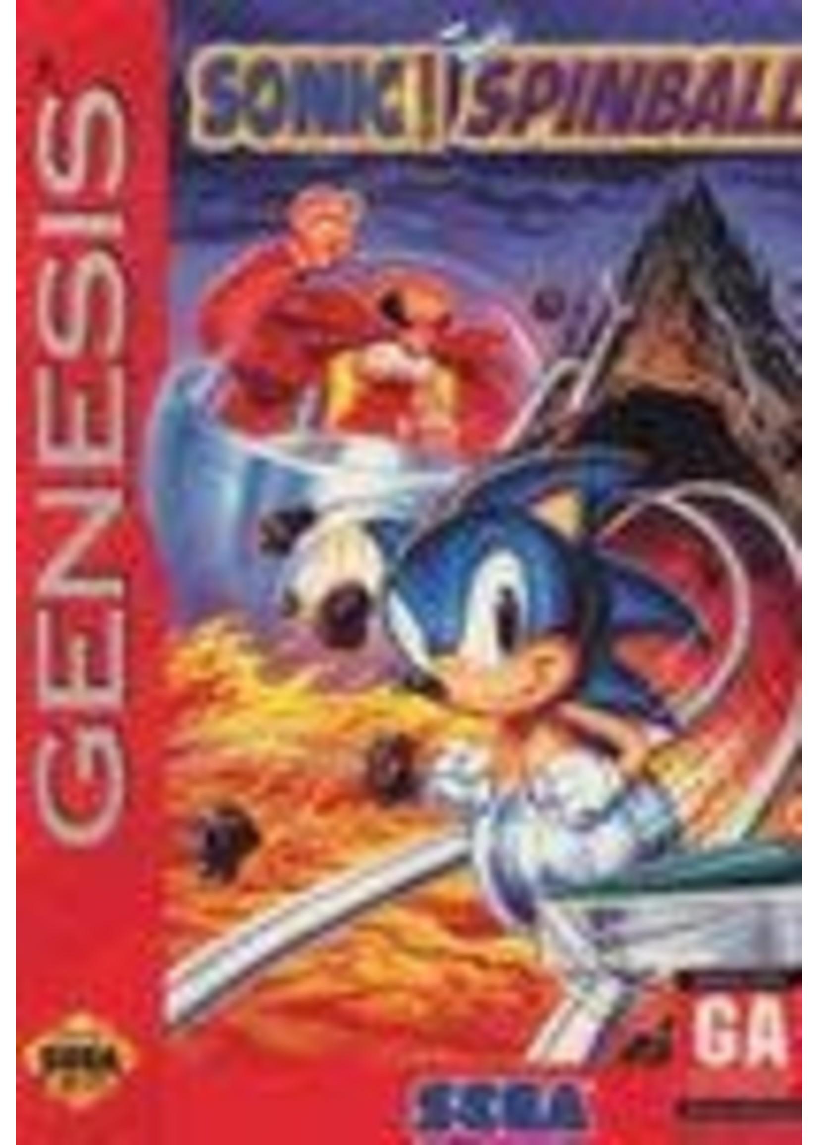 Hard Drivin Sega Genesis