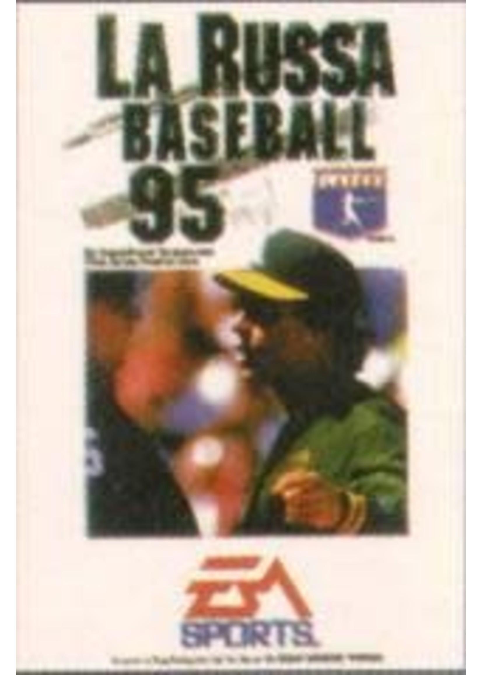 La Russa Baseball 95 Sega Genesis