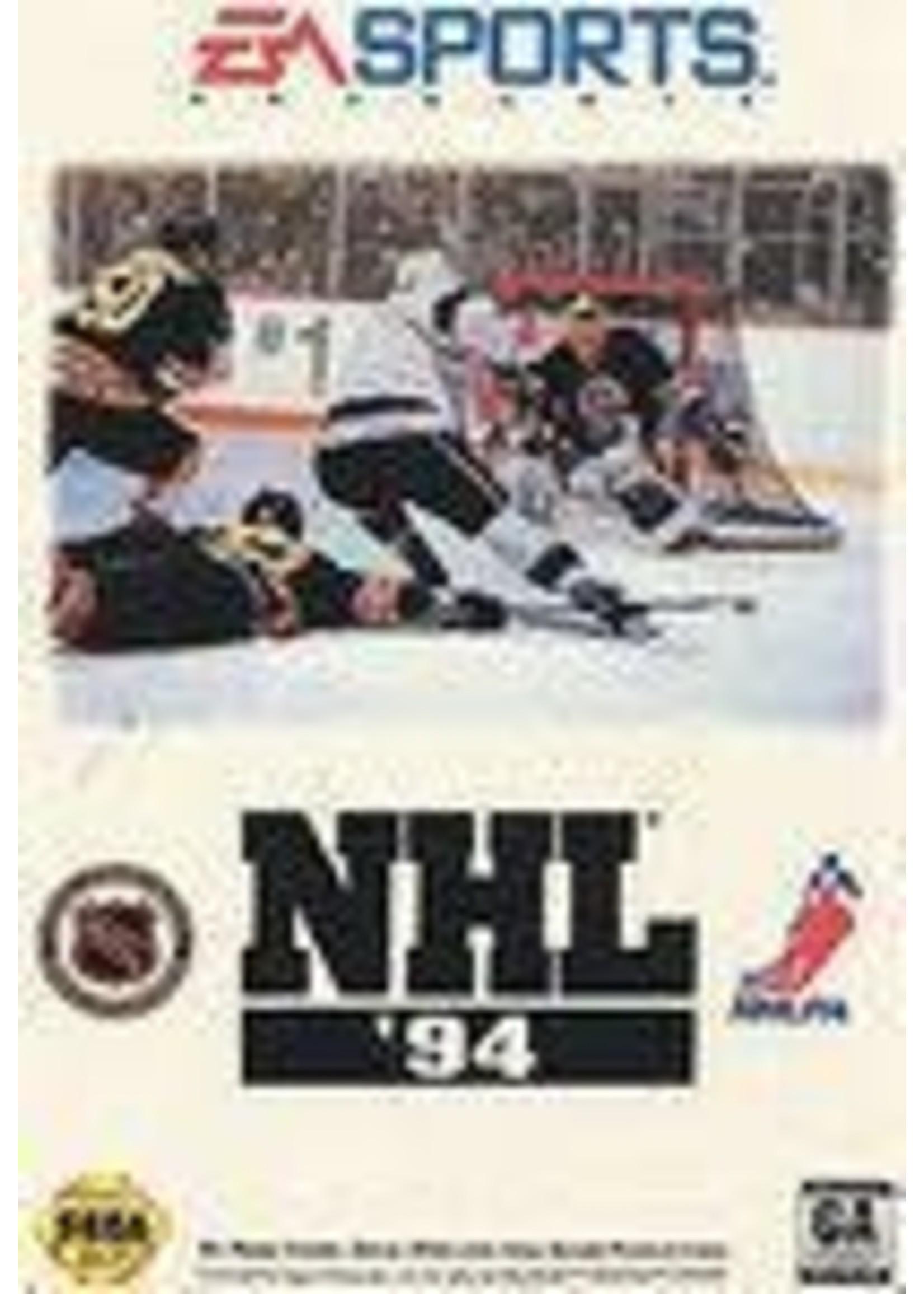 NHL 94 Sega Genesis