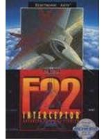 F-22 Interceptor Sega Genesis