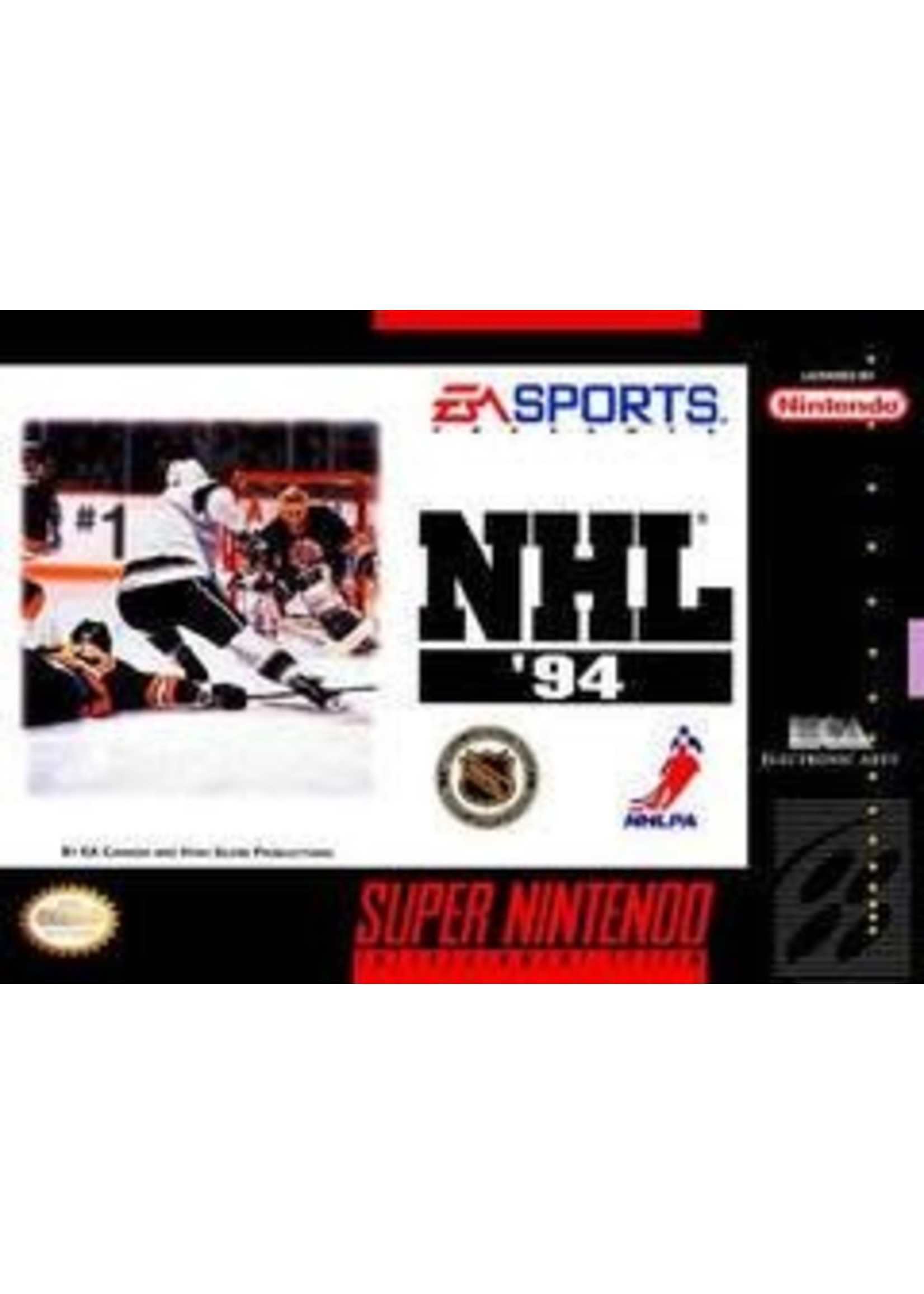 NHL 94 Super Nintendo