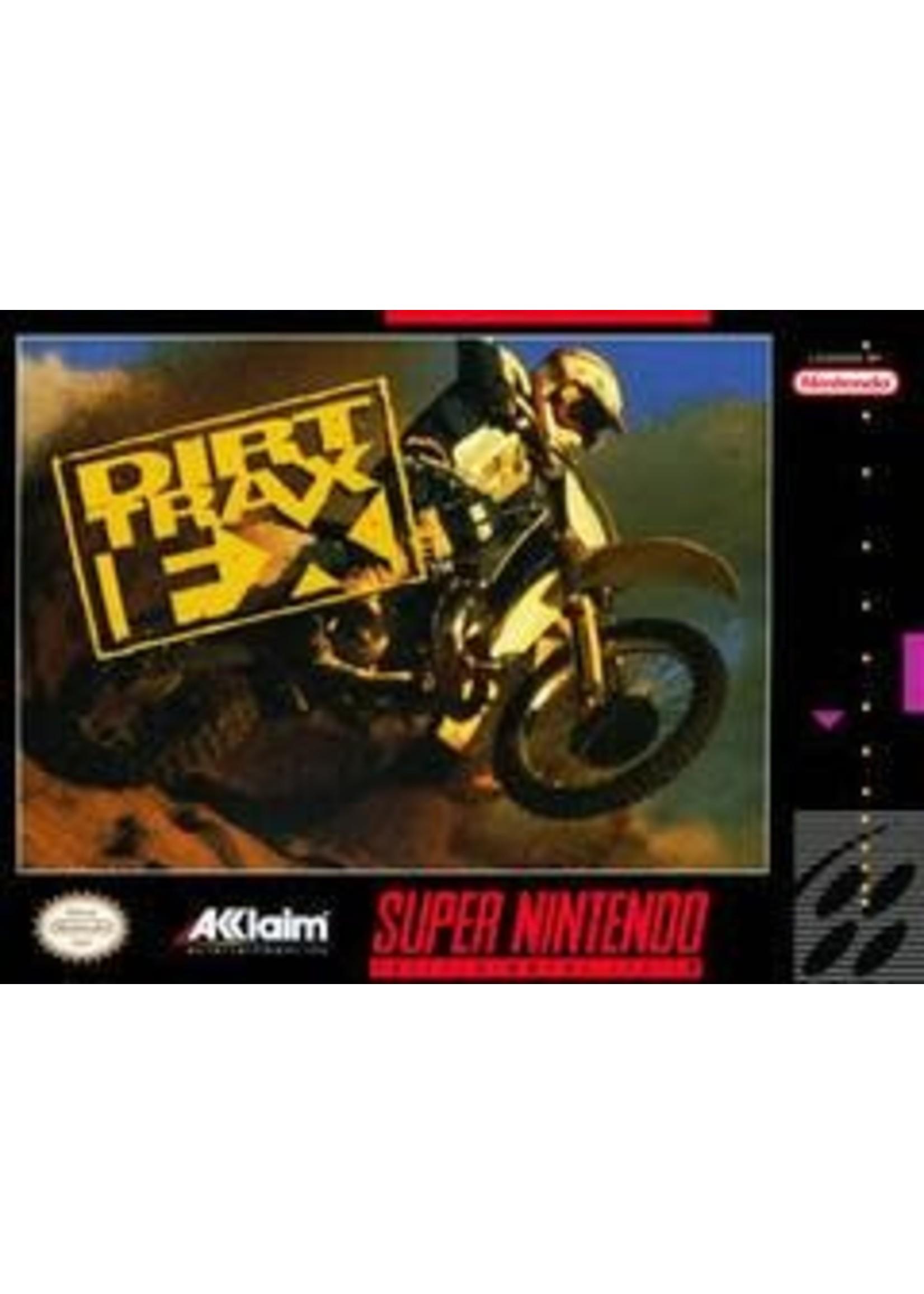 Dirt Trax FX Super Nintendo