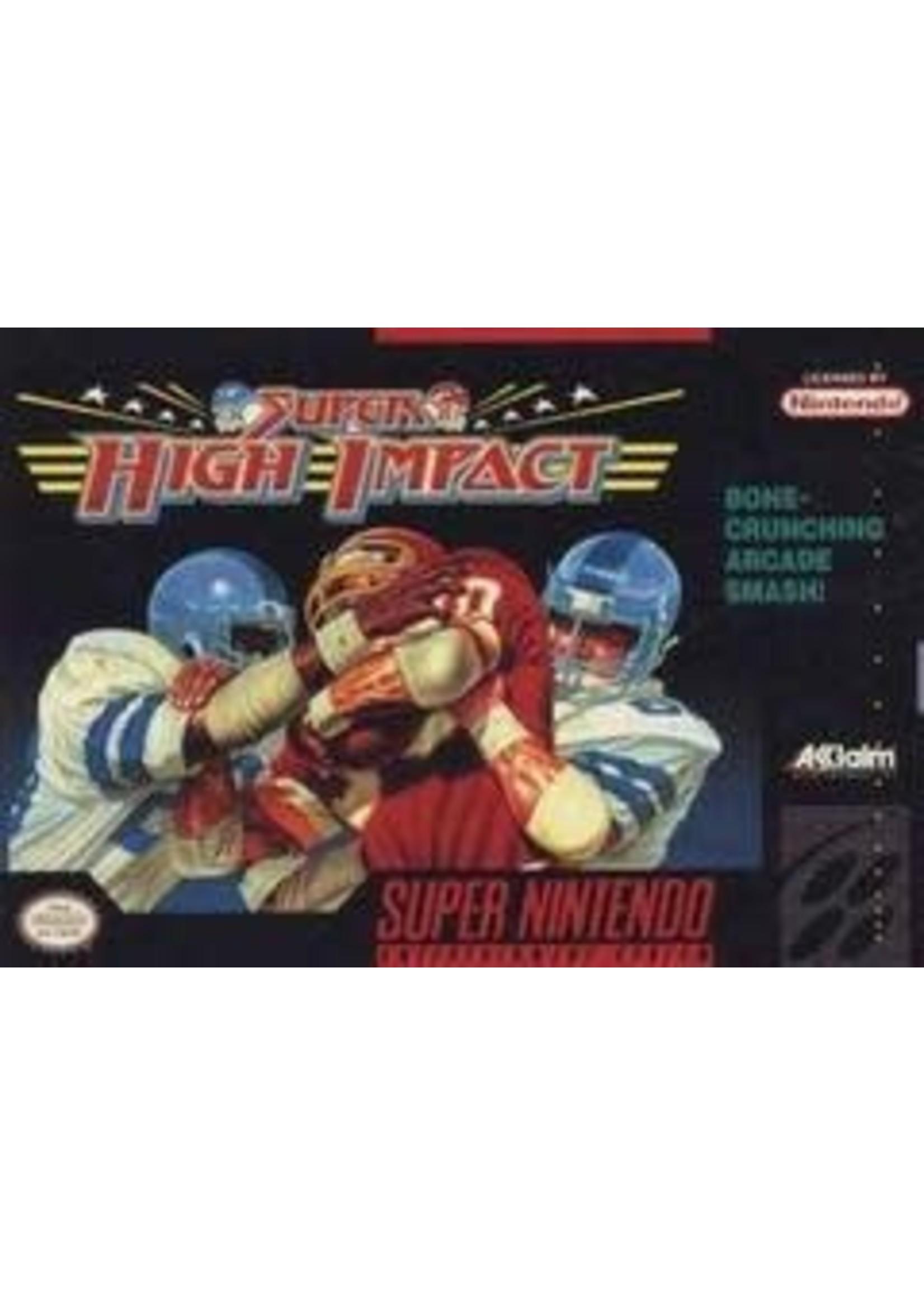 Super High Impact Super Nintendo
