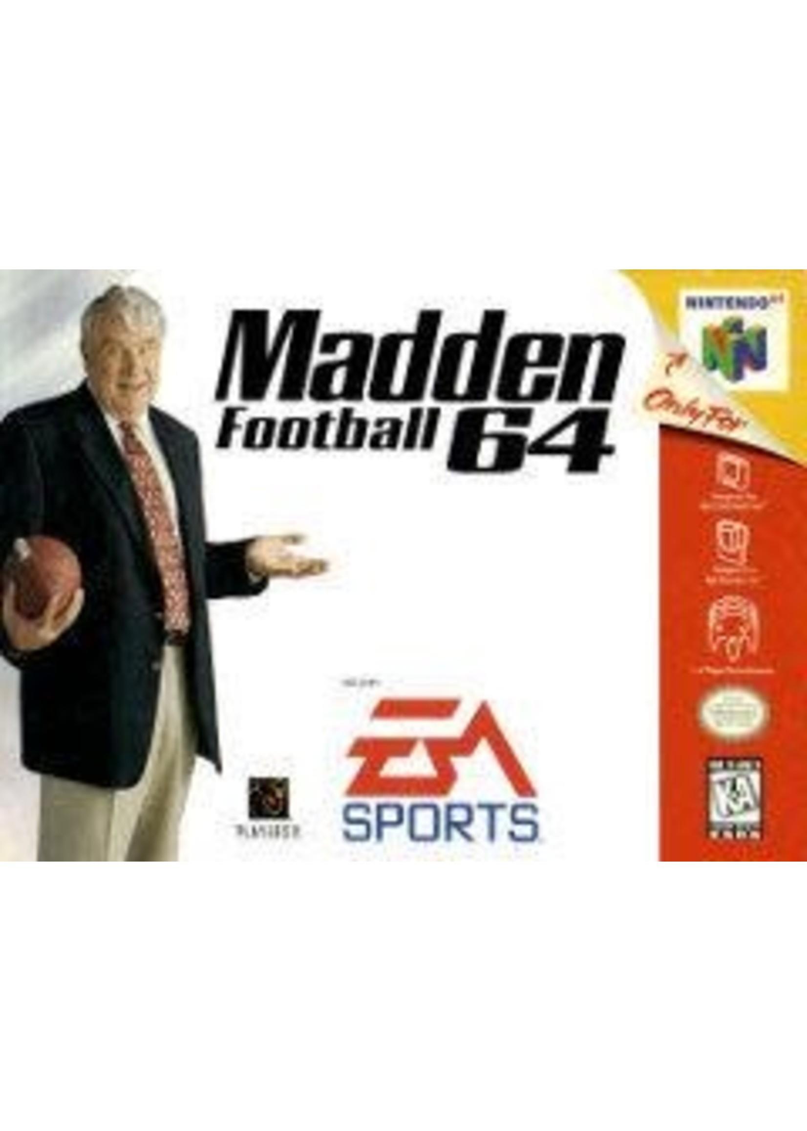 Madden 64 Nintendo 64