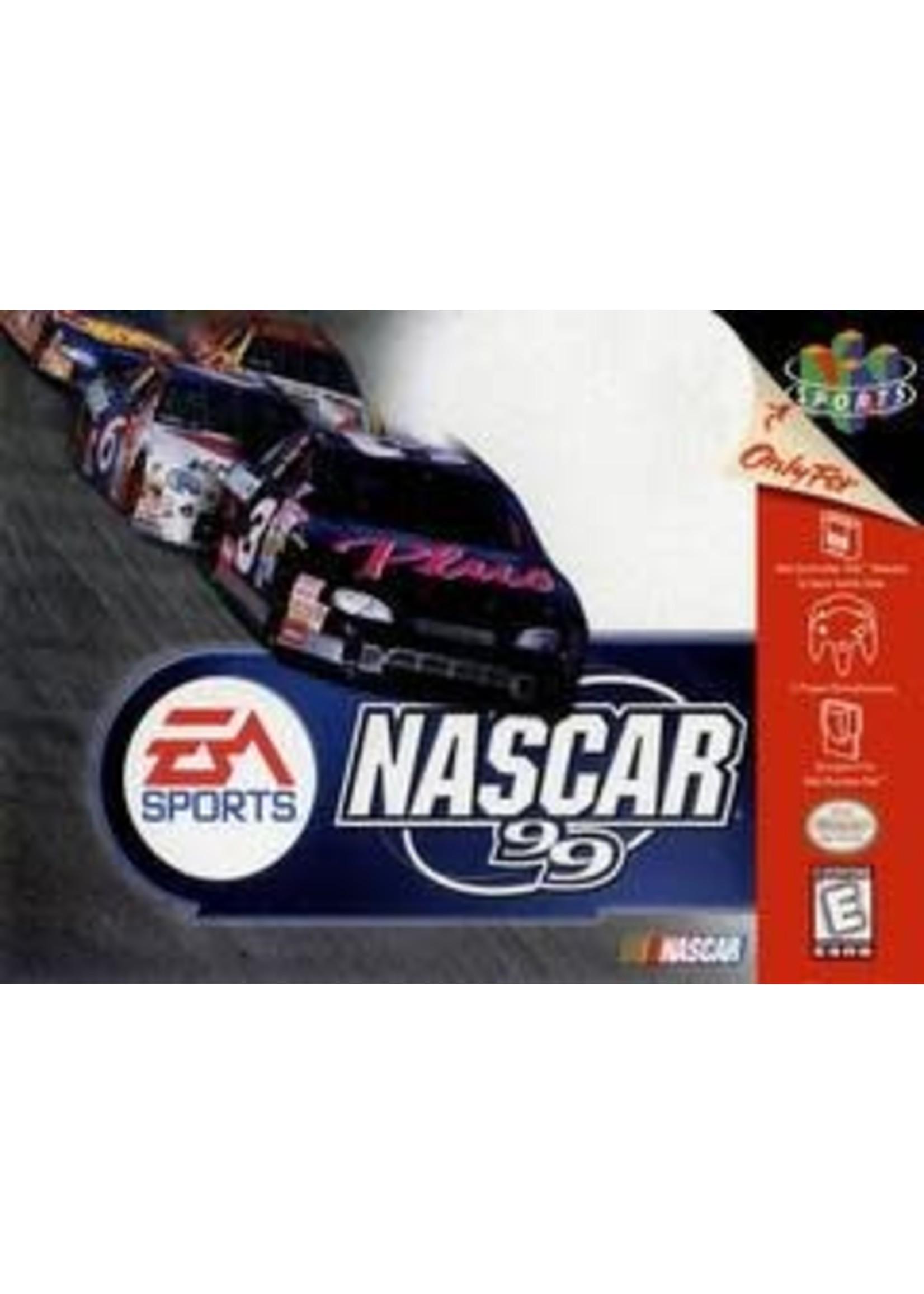 NASCAR 99 Nintendo 64