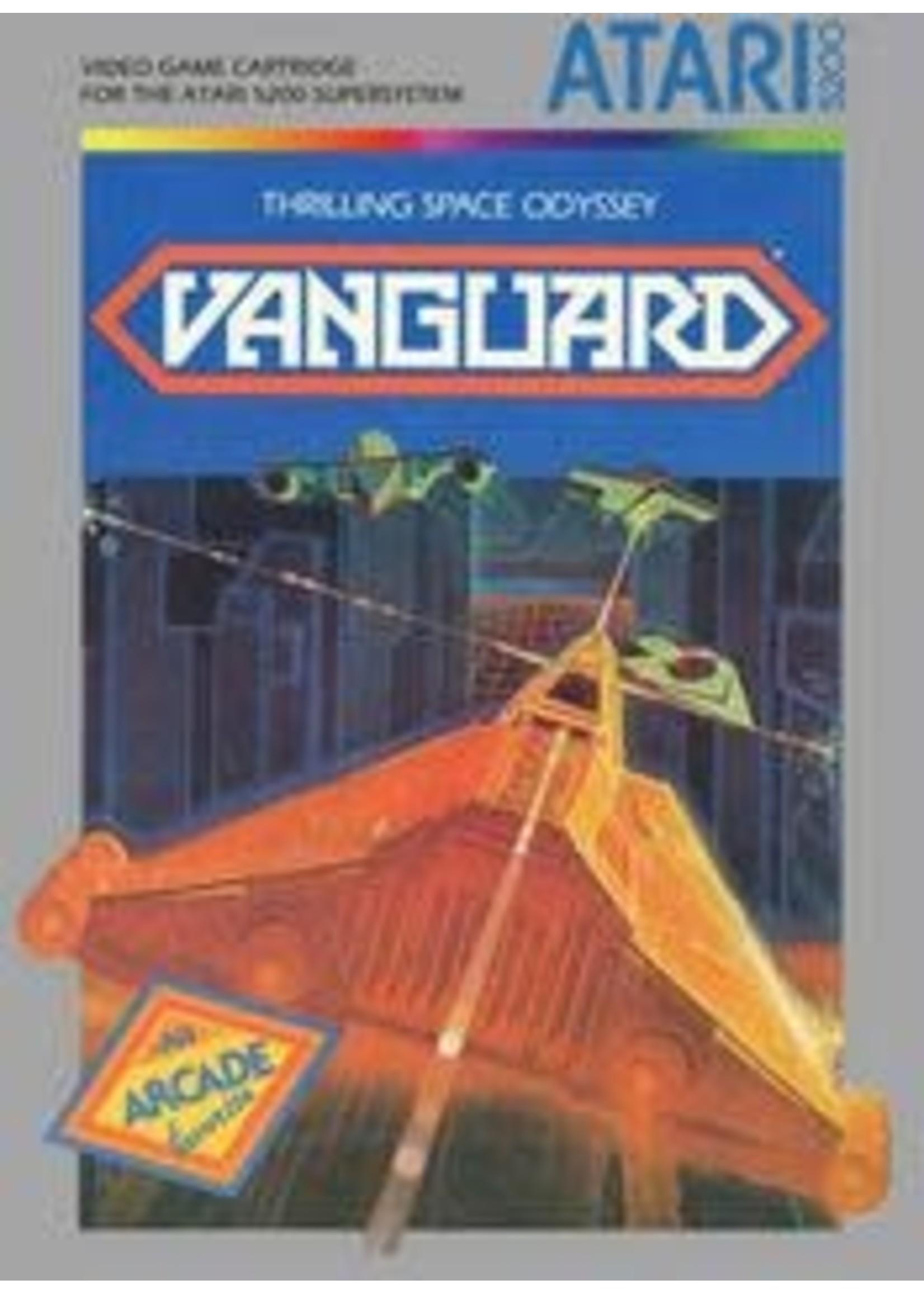 Vanguard Atari 5200