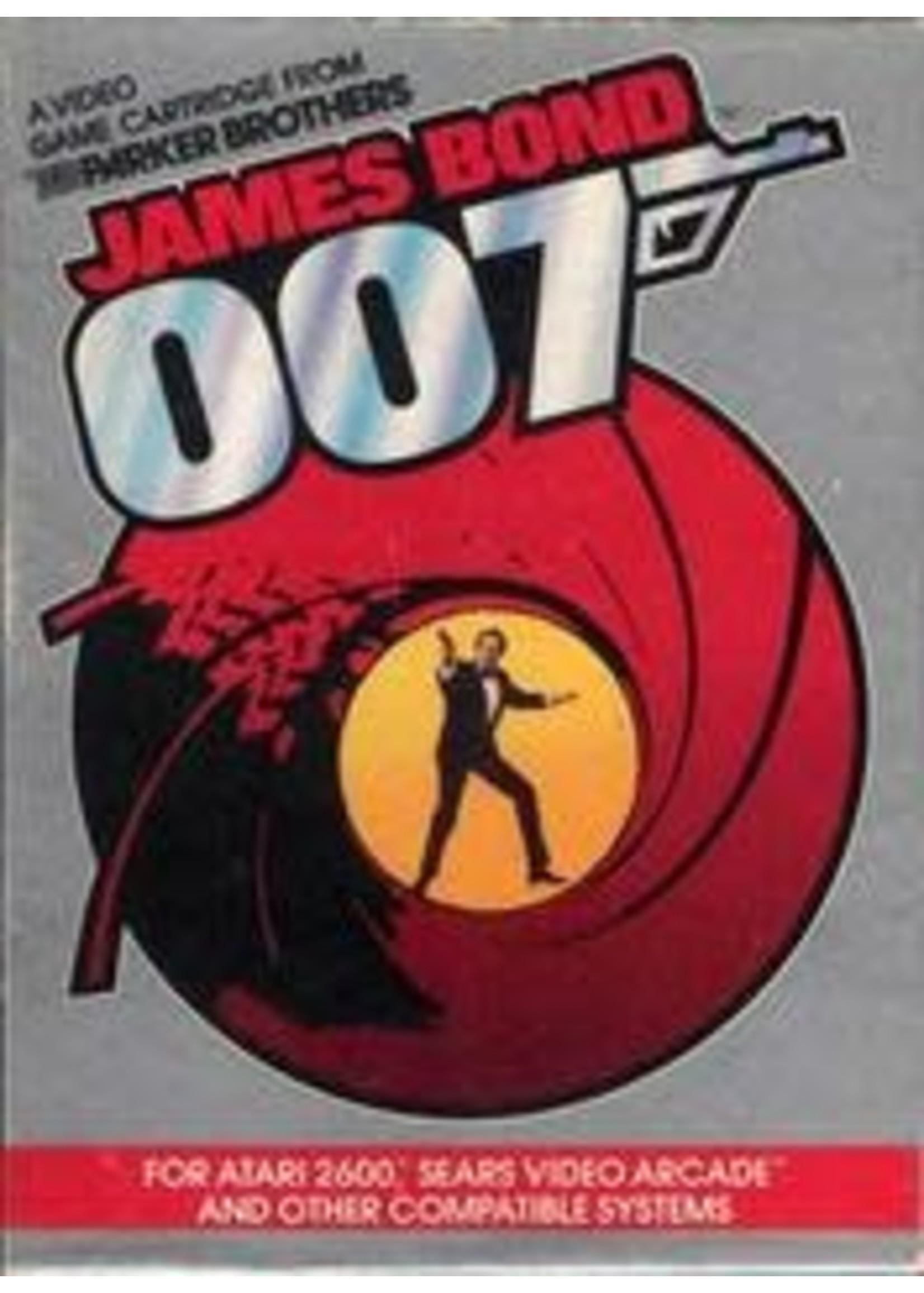 007 James Bond Atari 2600