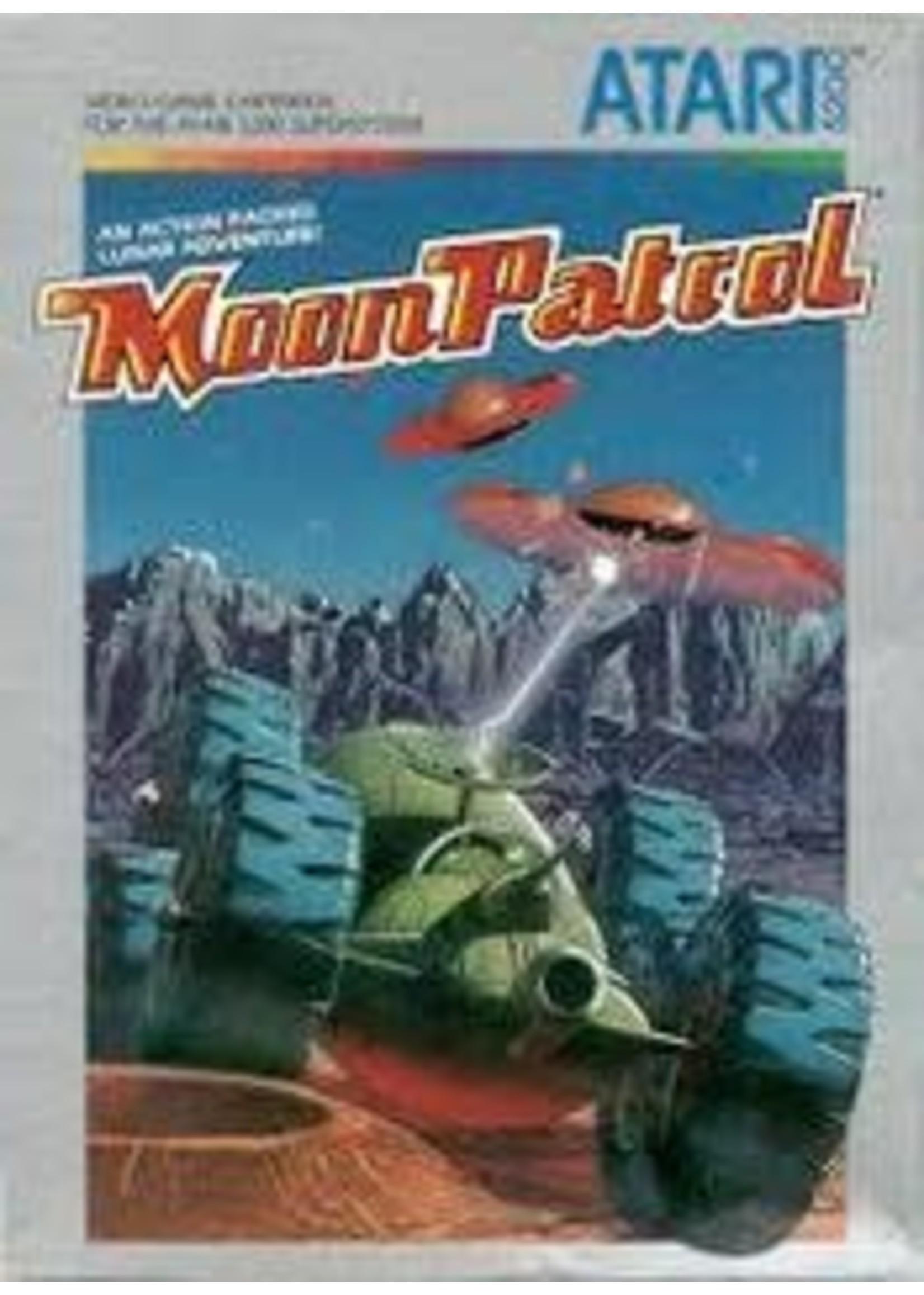 Moon Patrol Atari 5200