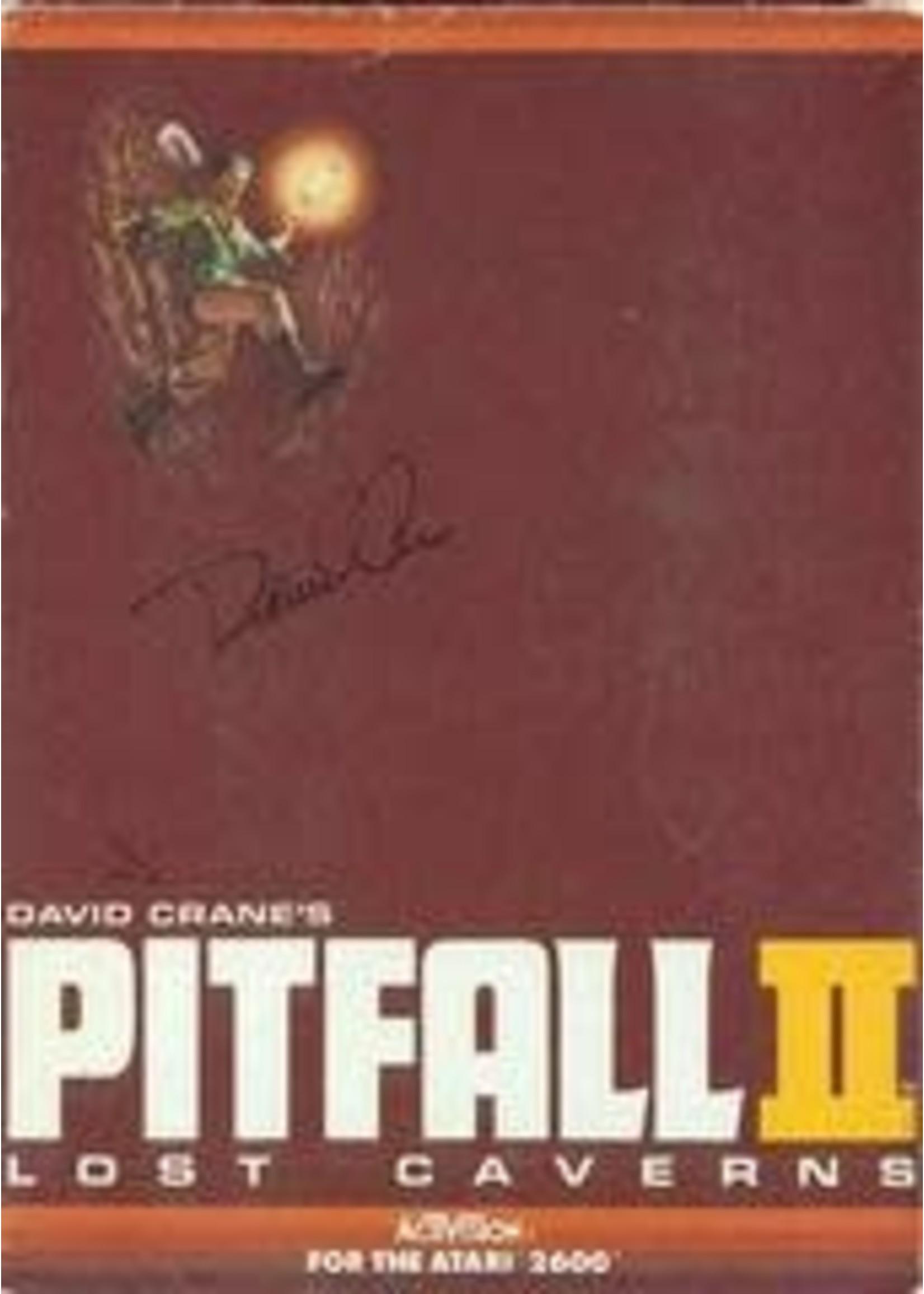 Pitfall II Lost Caverns Atari 2600