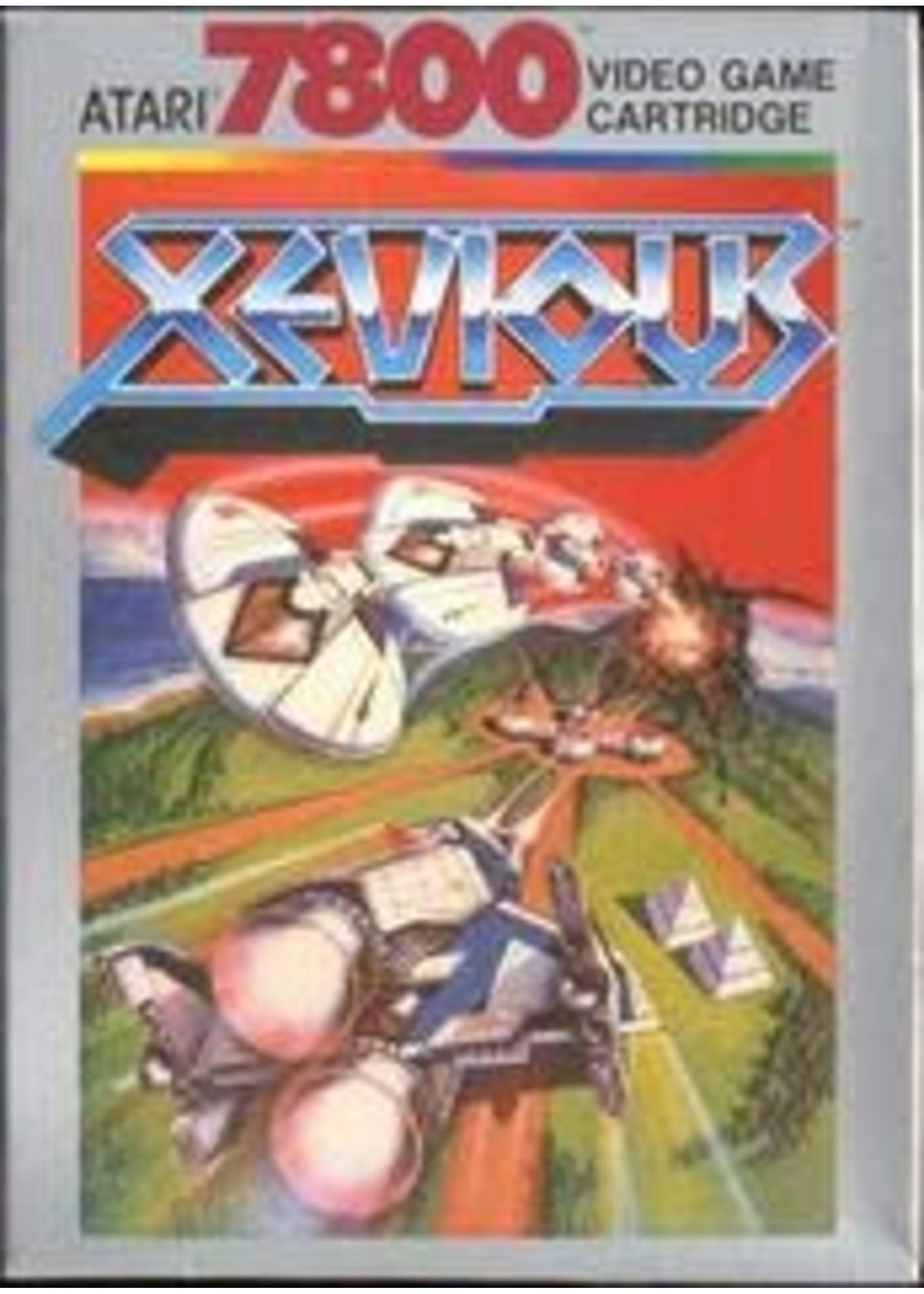 Xevious Atari 7800