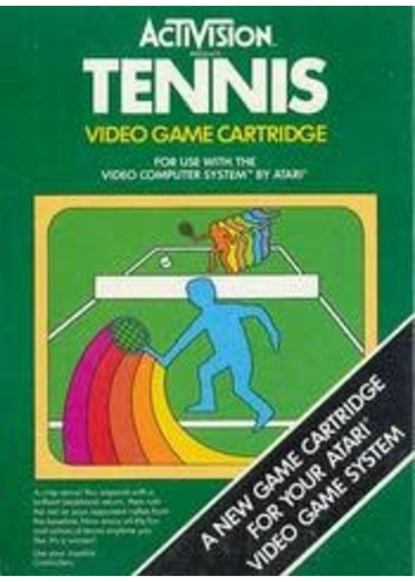 Tennis Atari 2600