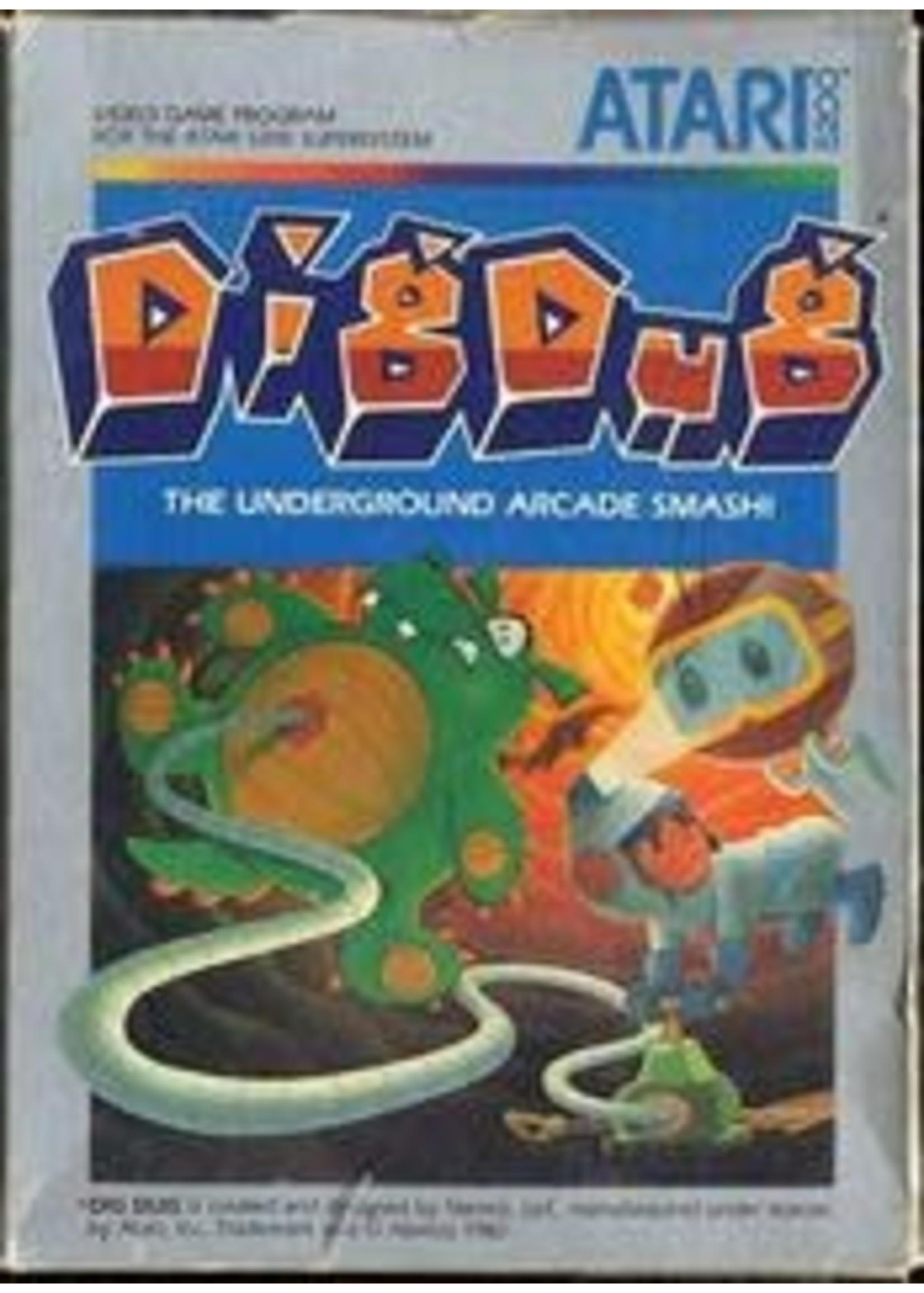 Dig Dug Atari 5200