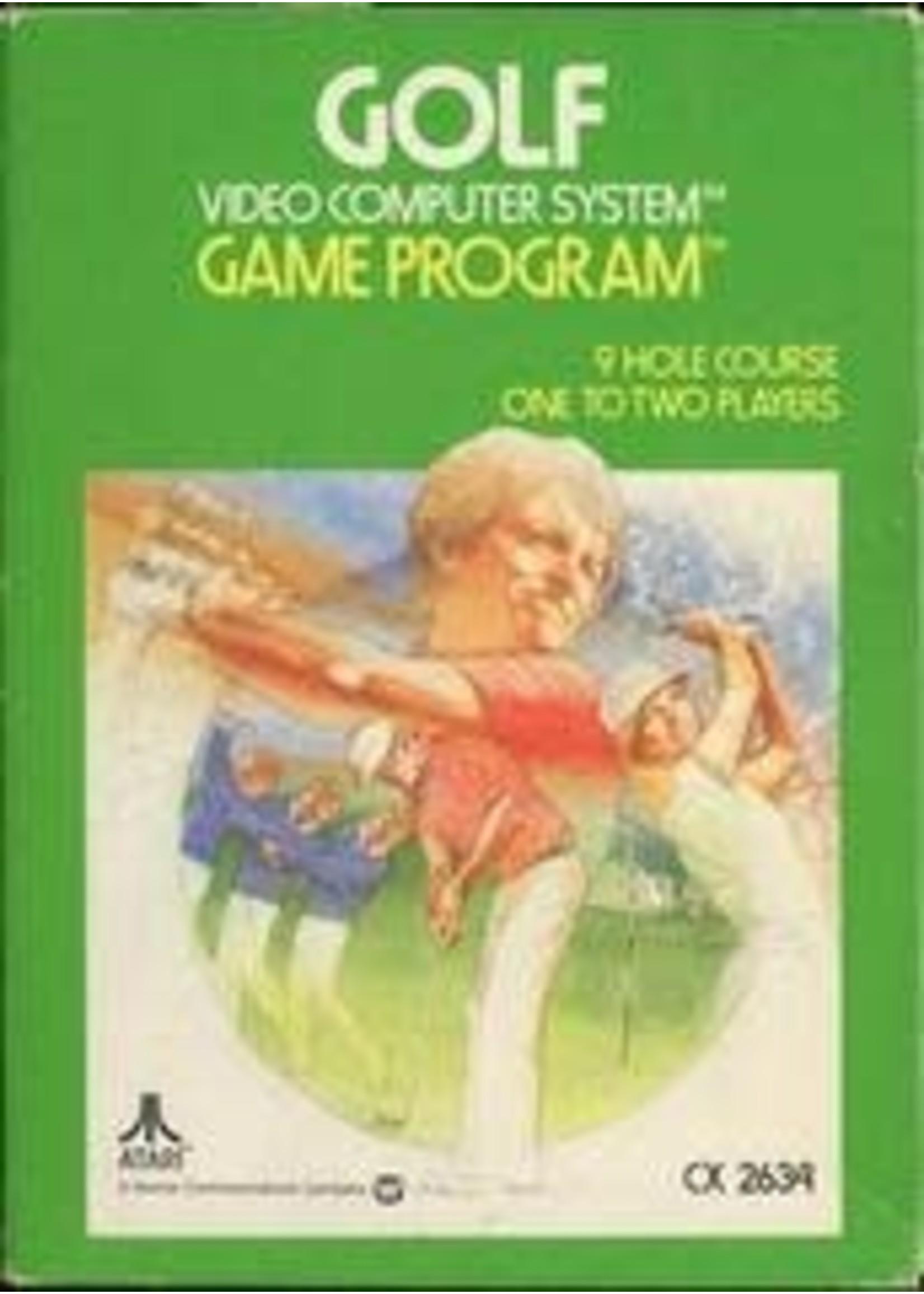 Golf Atari 2600