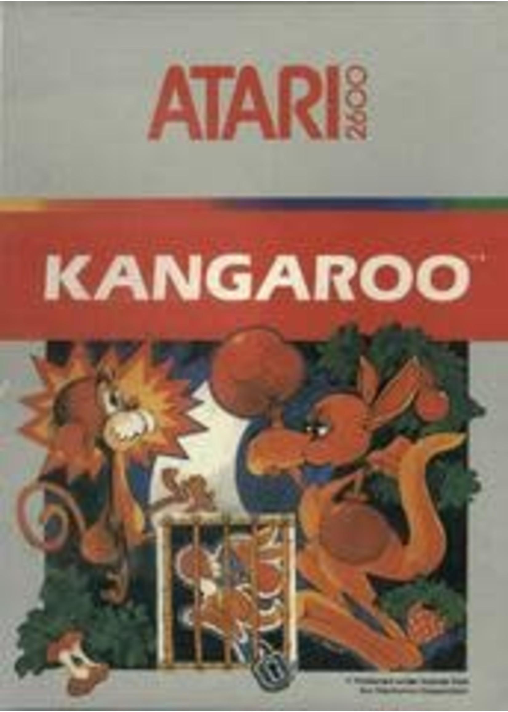 Kangaroo Atari 2600