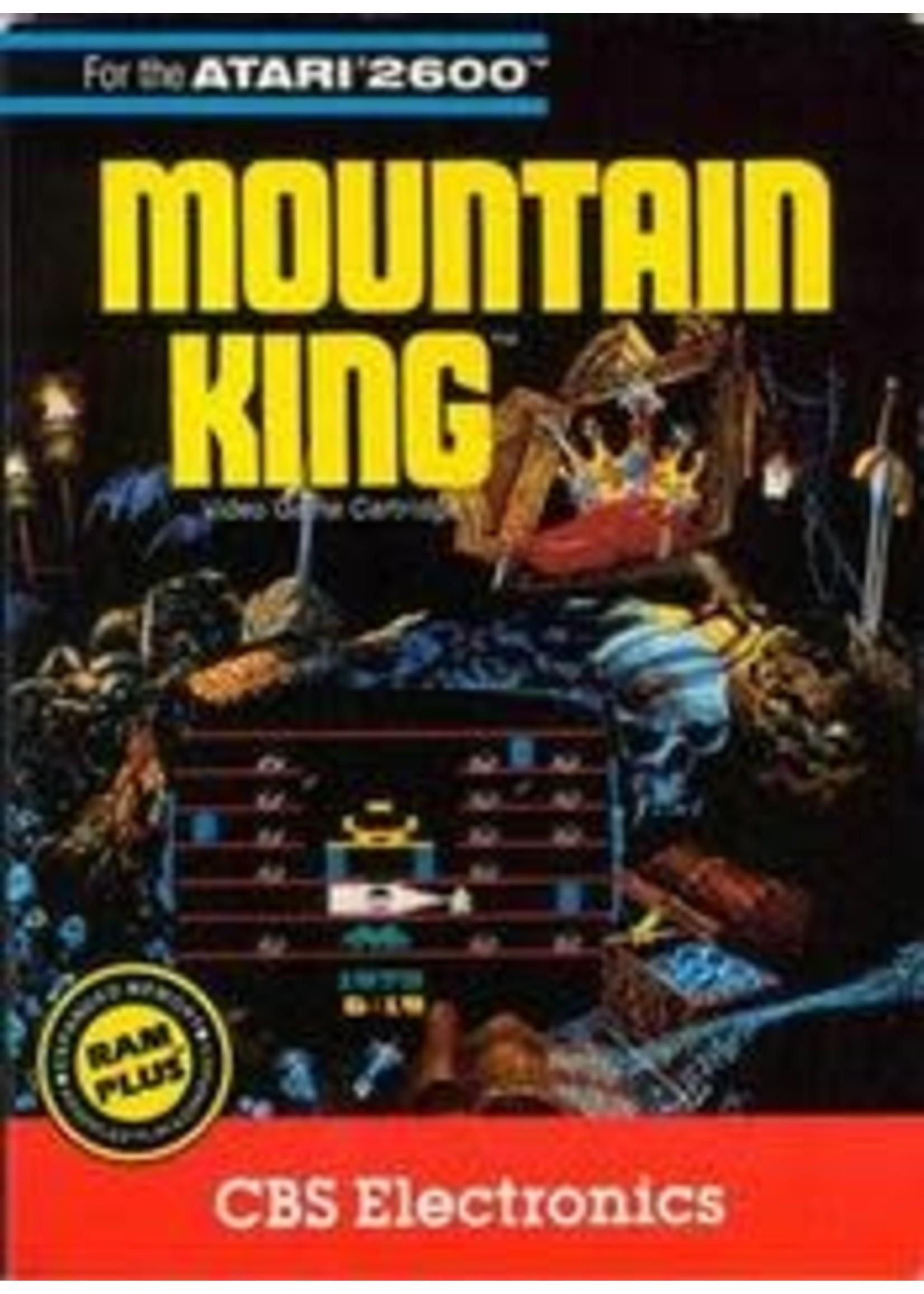 Mountain King Atari 2600