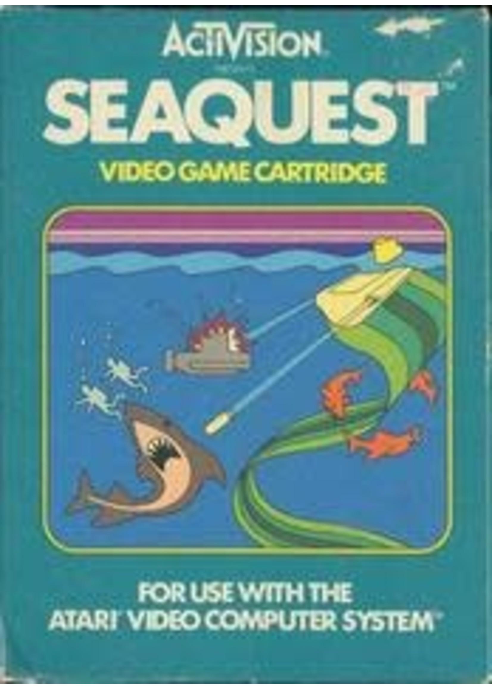 Seaquest Atari 2600