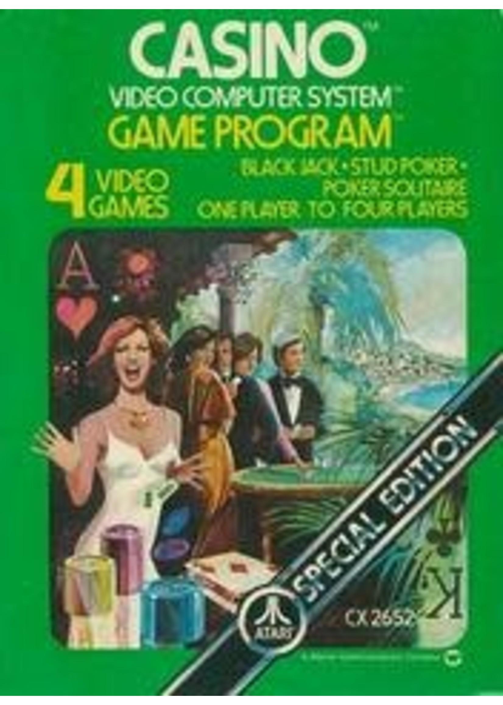Casino Atari 2600