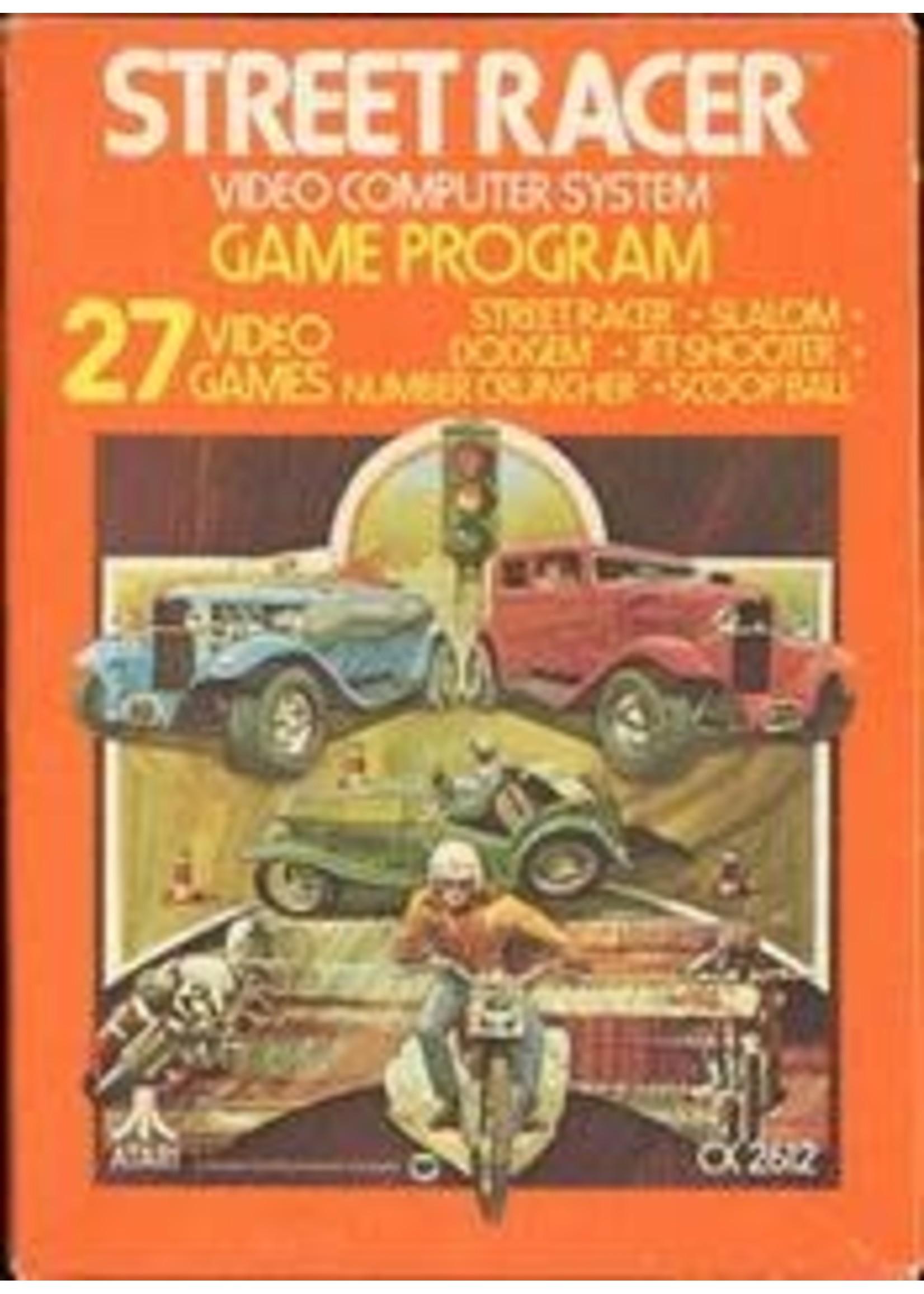Street Racer Atari 2600
