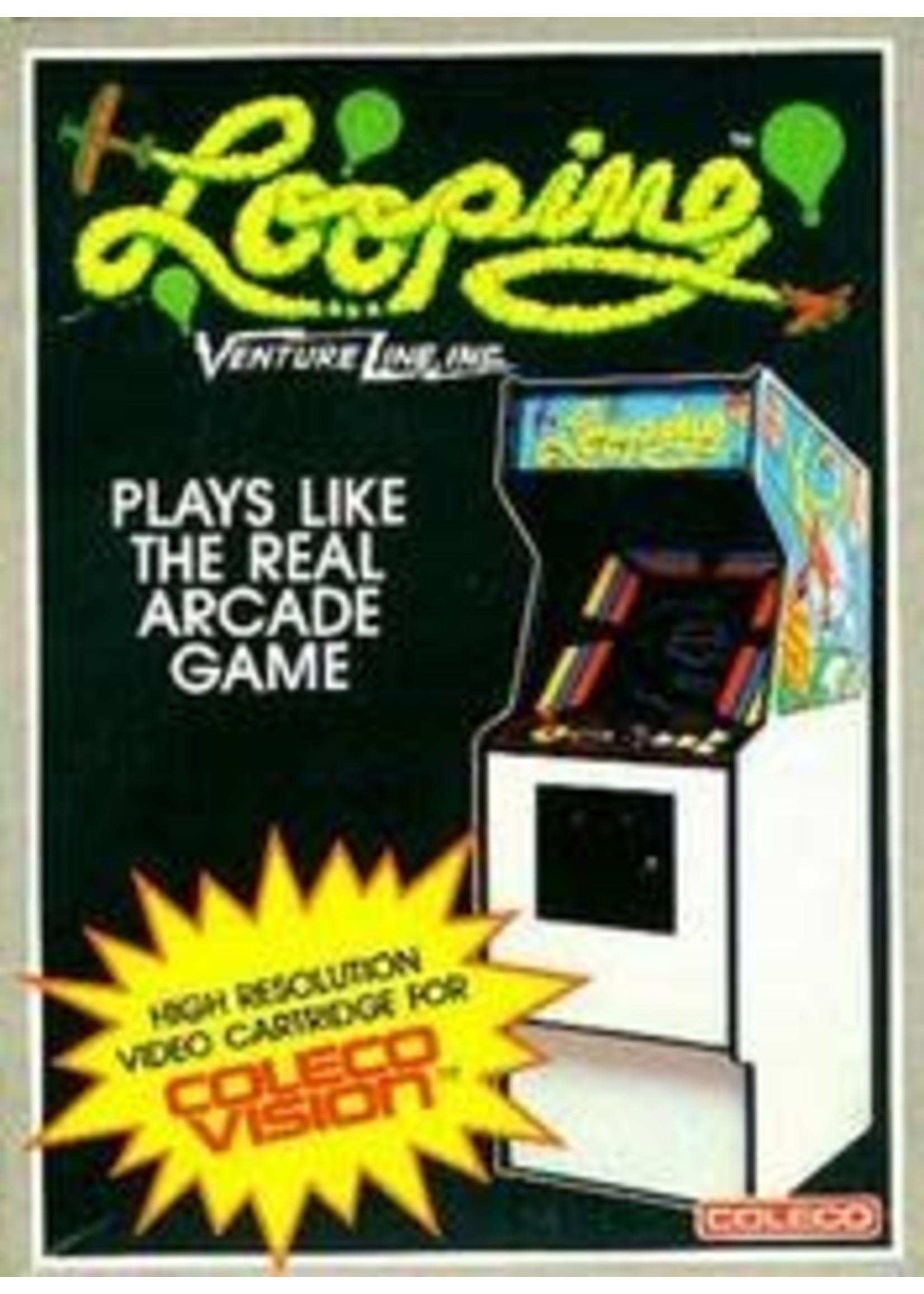Looping Colecovision