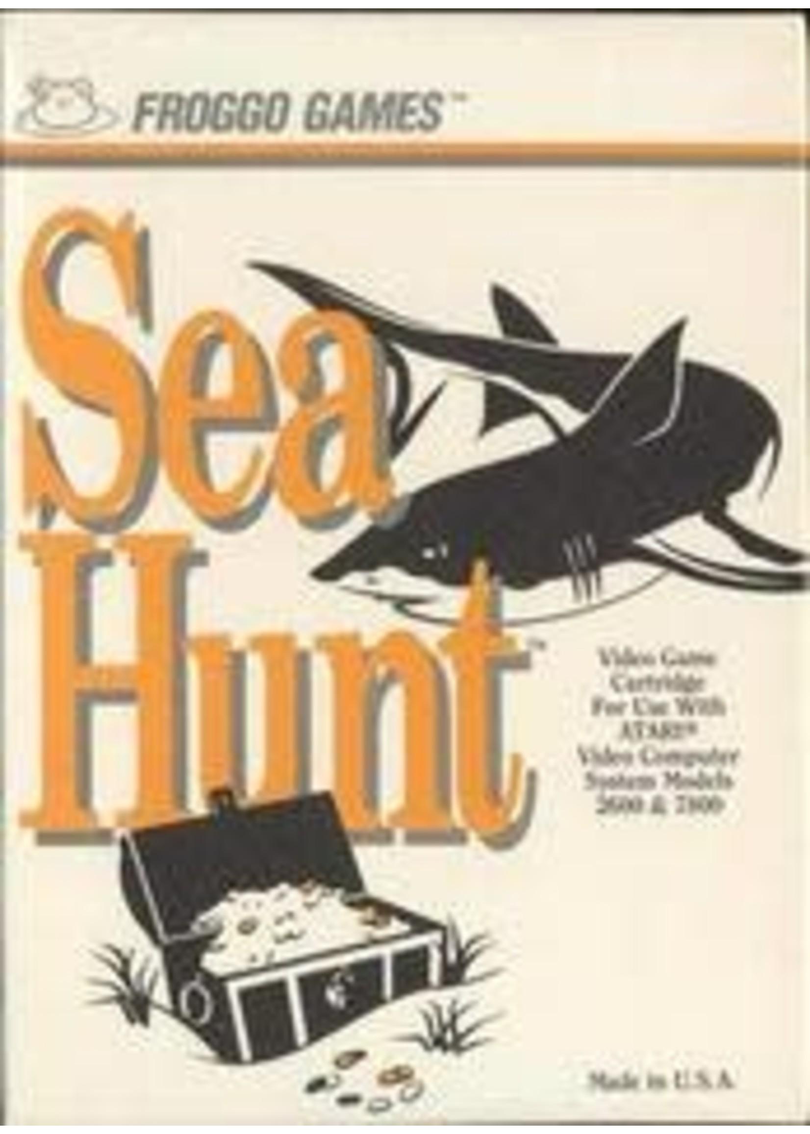 Sea Hunt Atari 2600