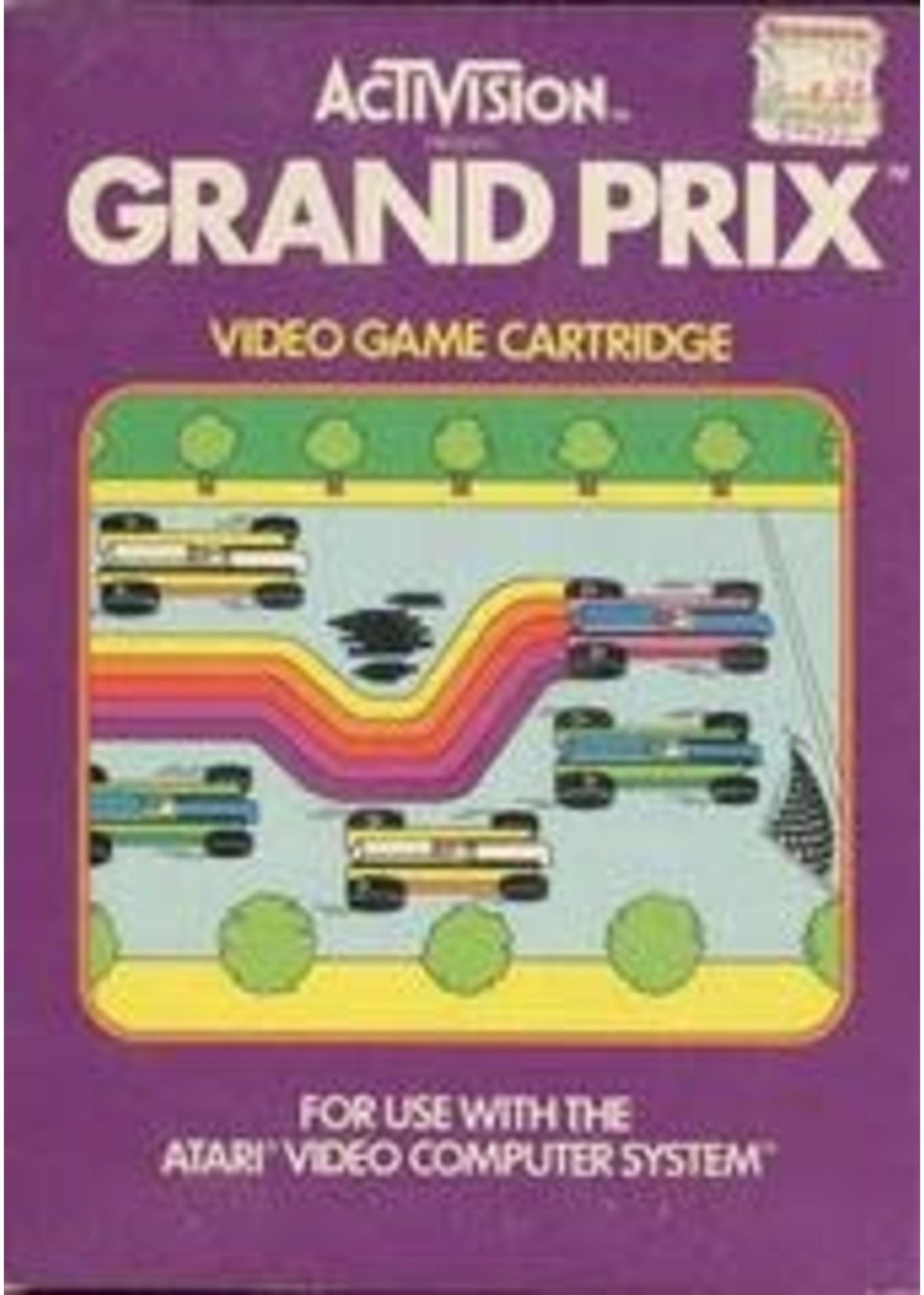 Grand Prix Atari 2600