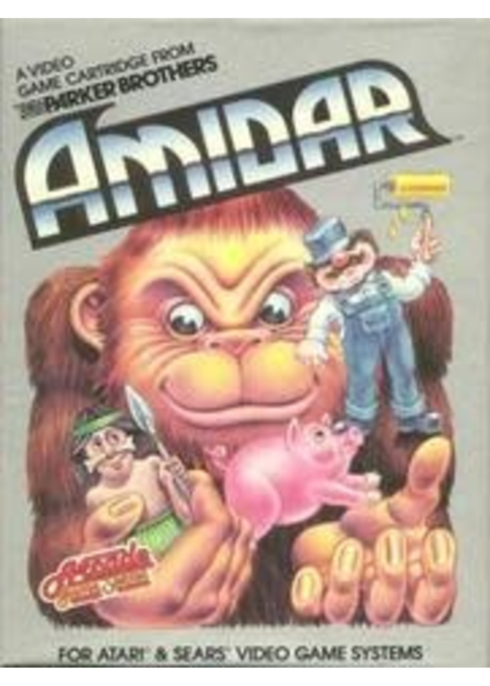 Amidar Atari 2600