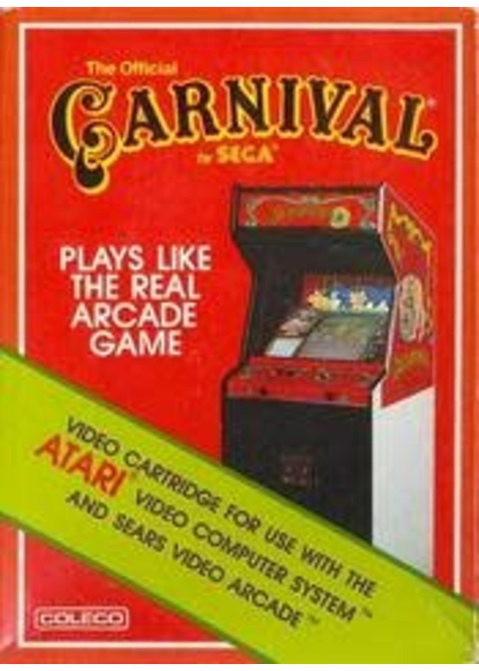 Carnival Atari 2600