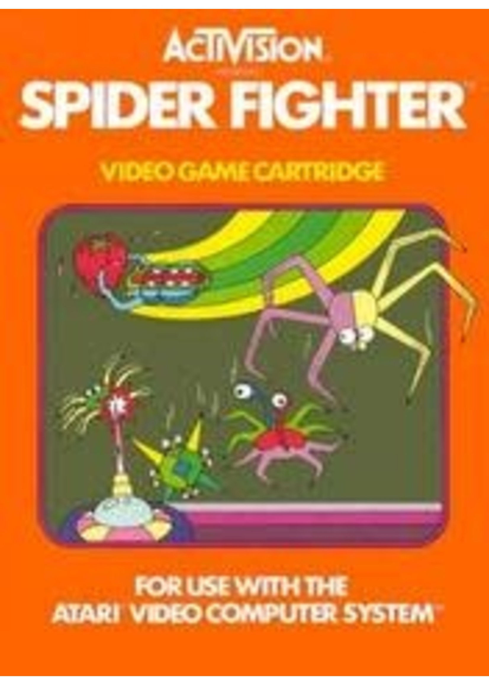 Spider Fighter Atari 2600
