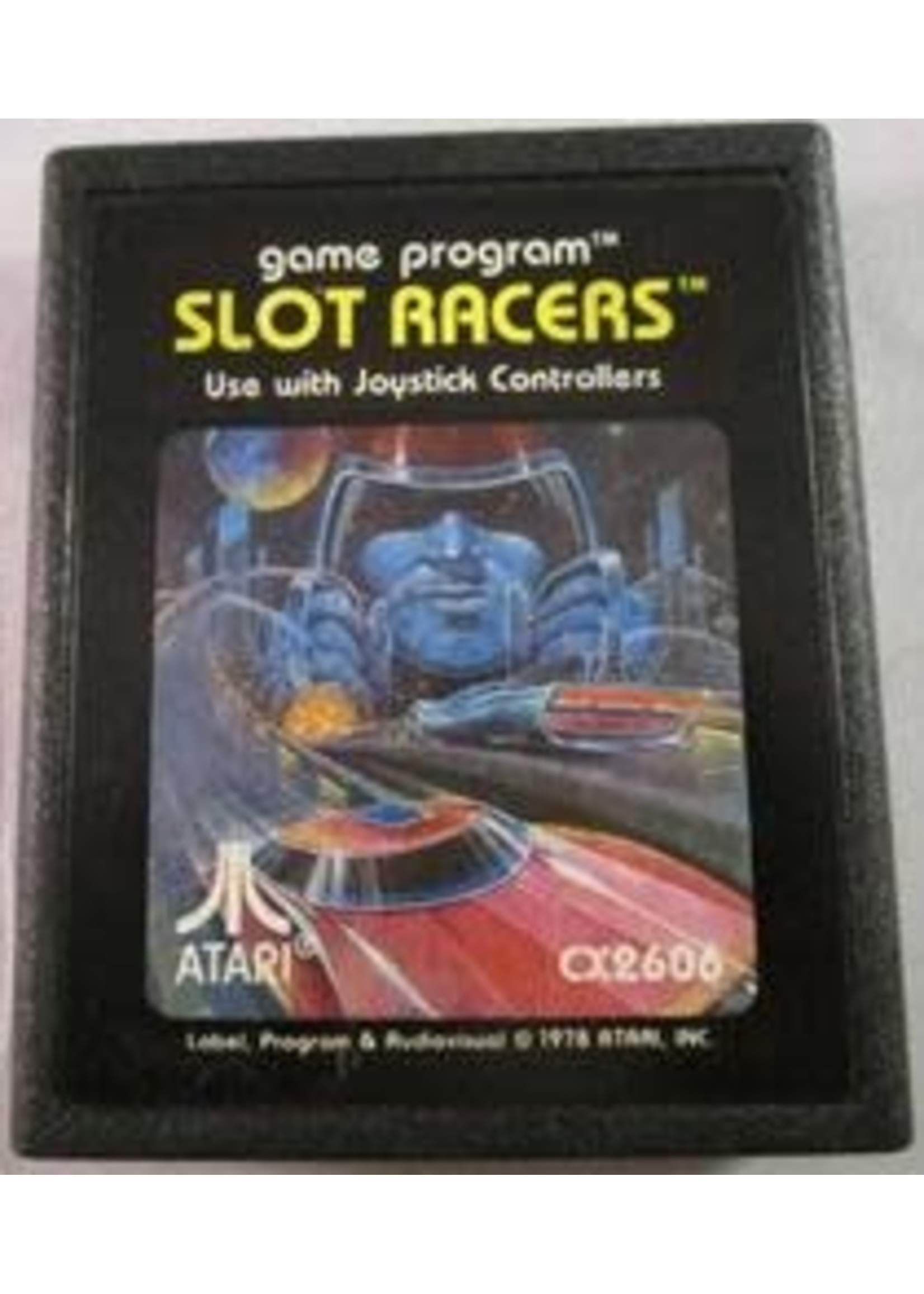 Slot Racers Atari 2600