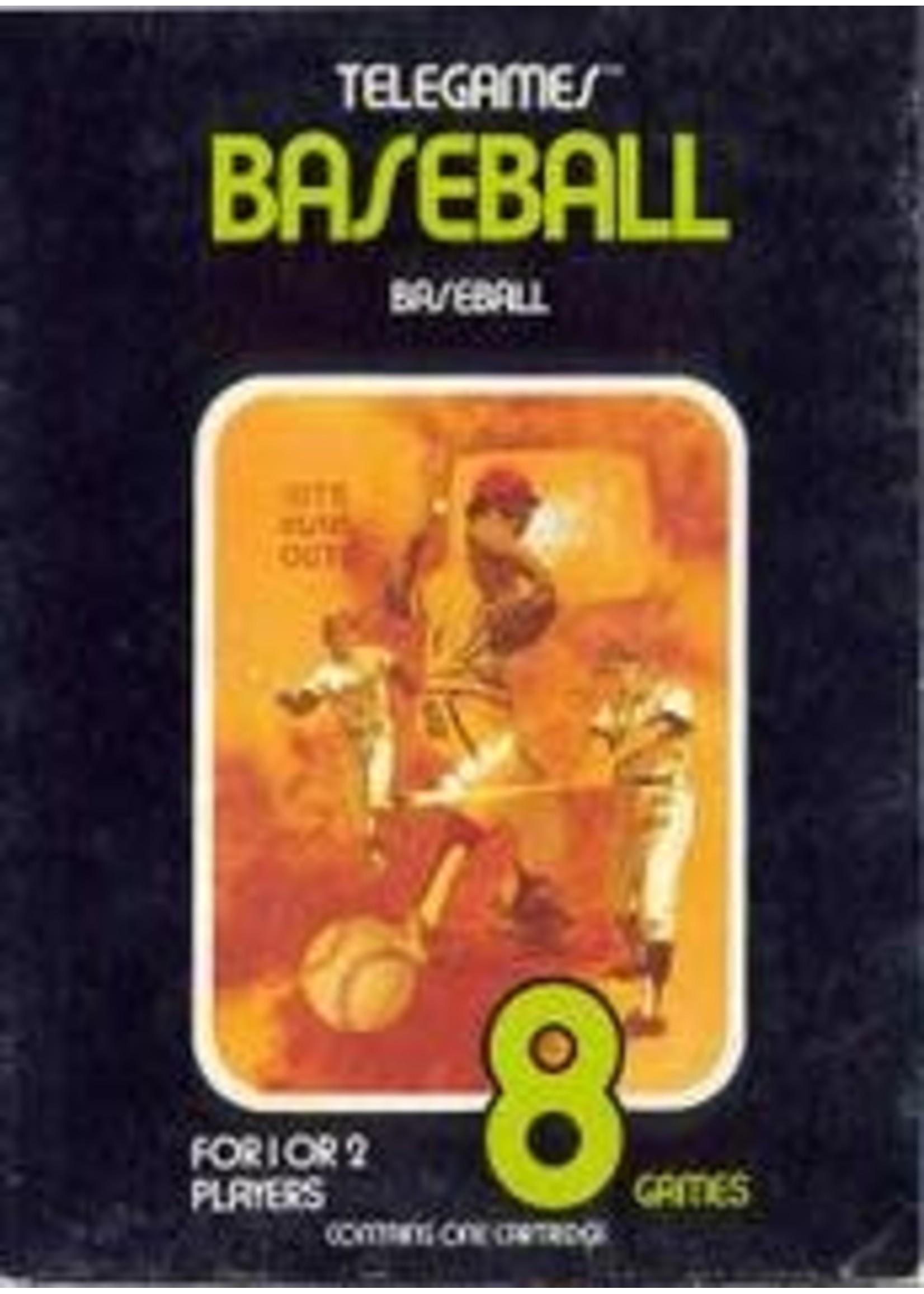 Baseball Atari 2600