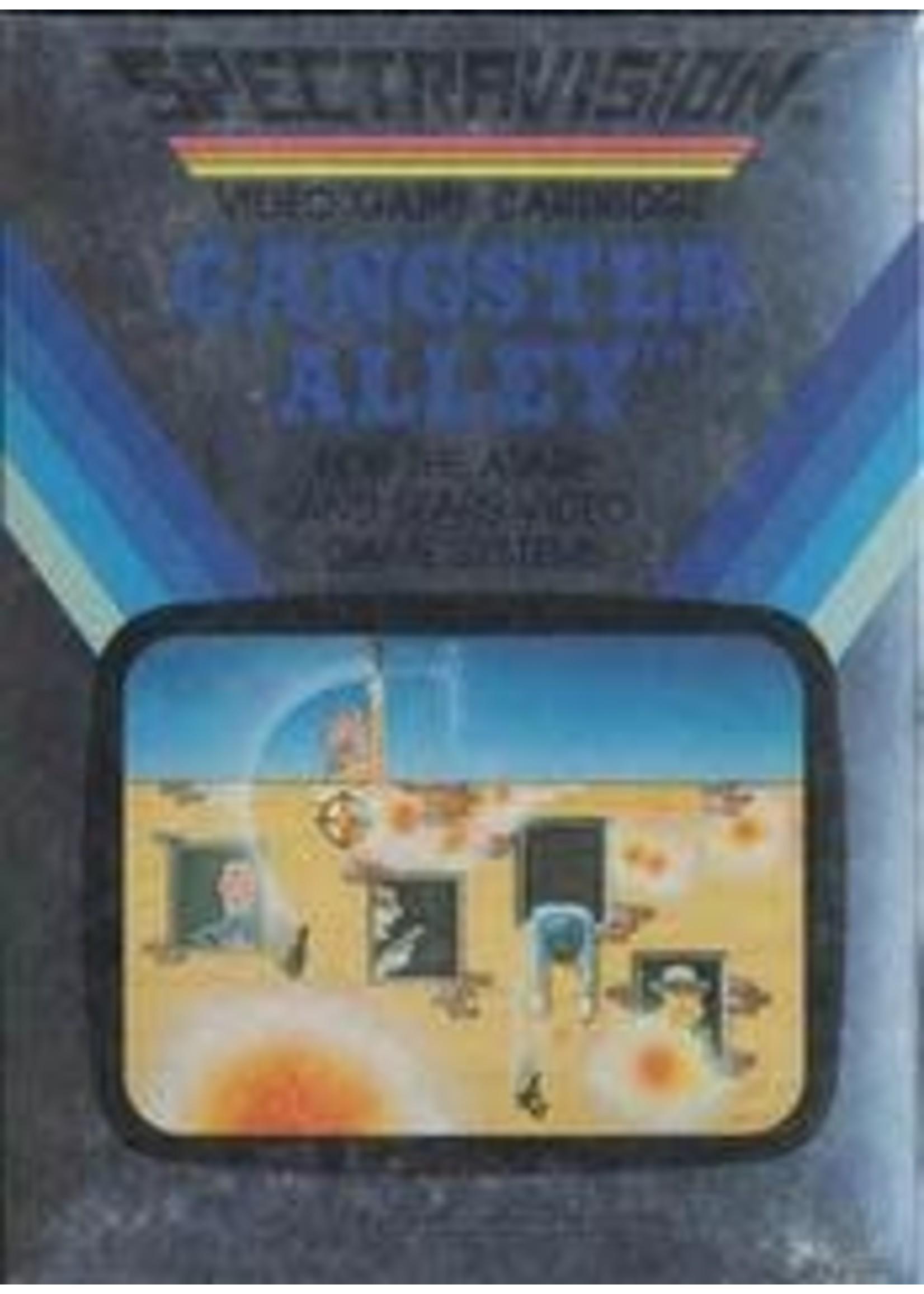 Gangster Alley Atari 2600
