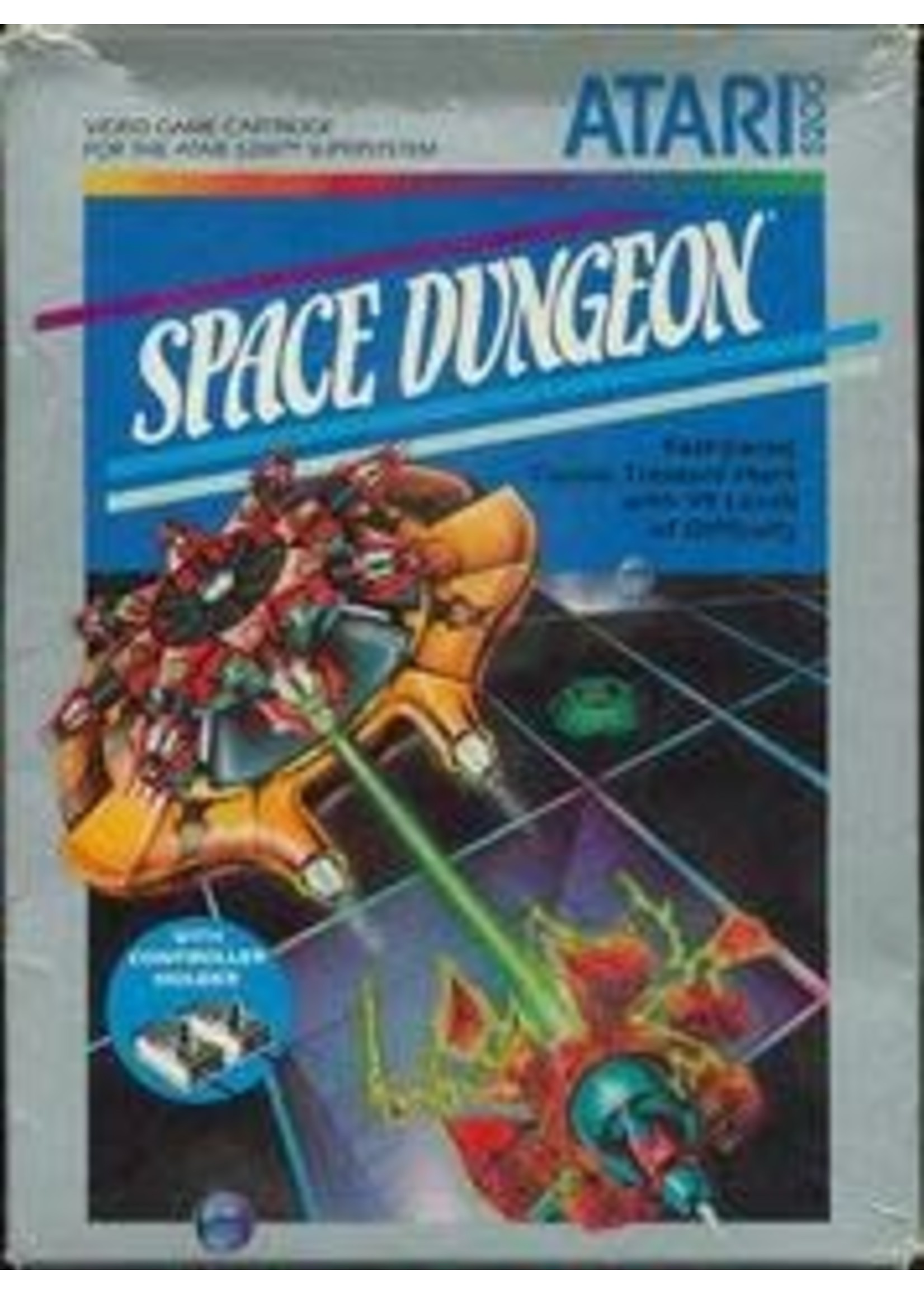 Space Dungeon Atari 5200