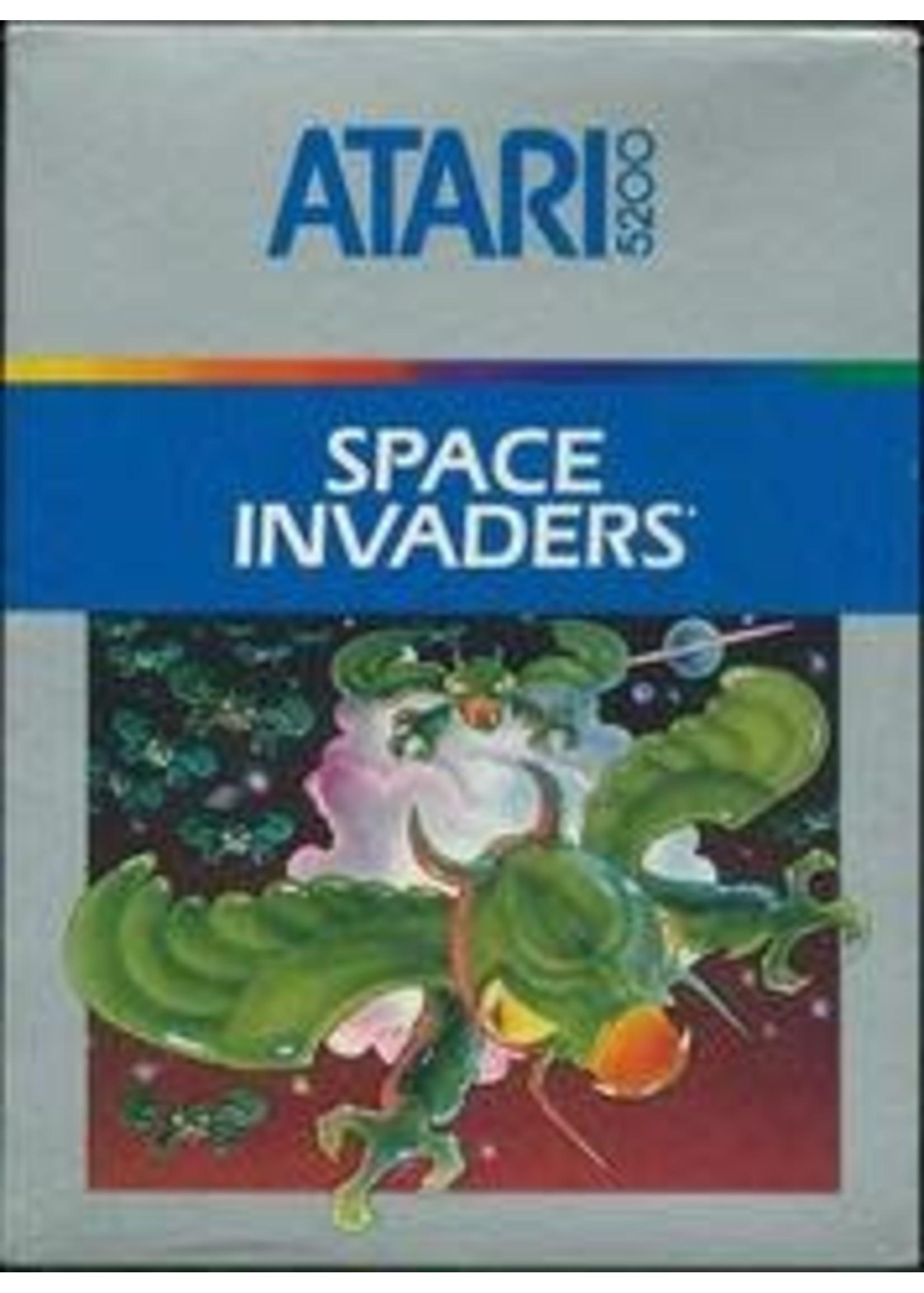 Space Invaders Atari 5200