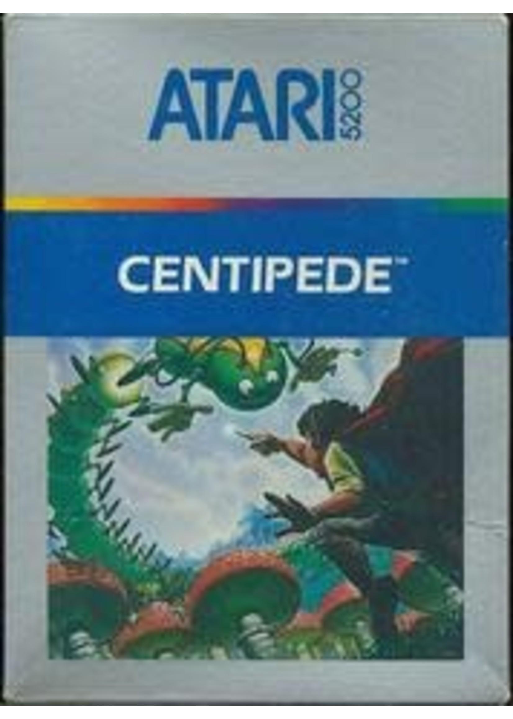 Centipede Atari 5200