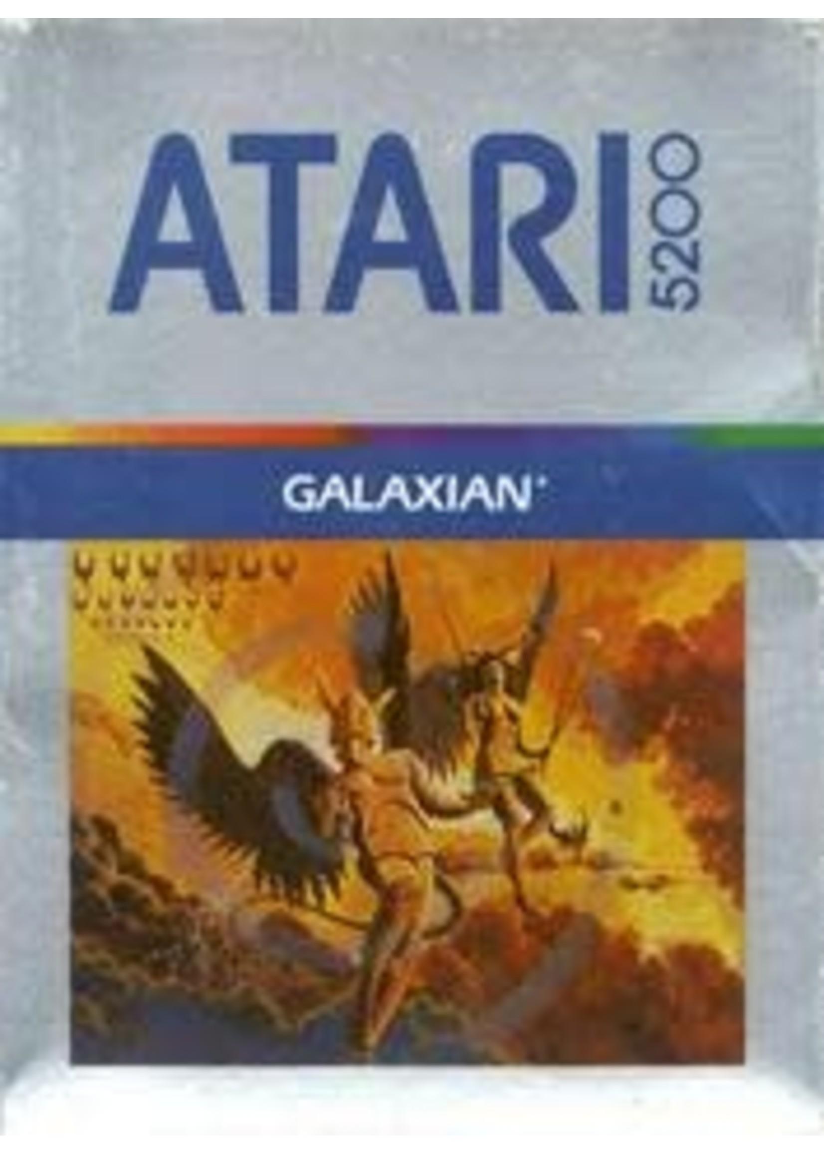 Galaxian Atari 5200