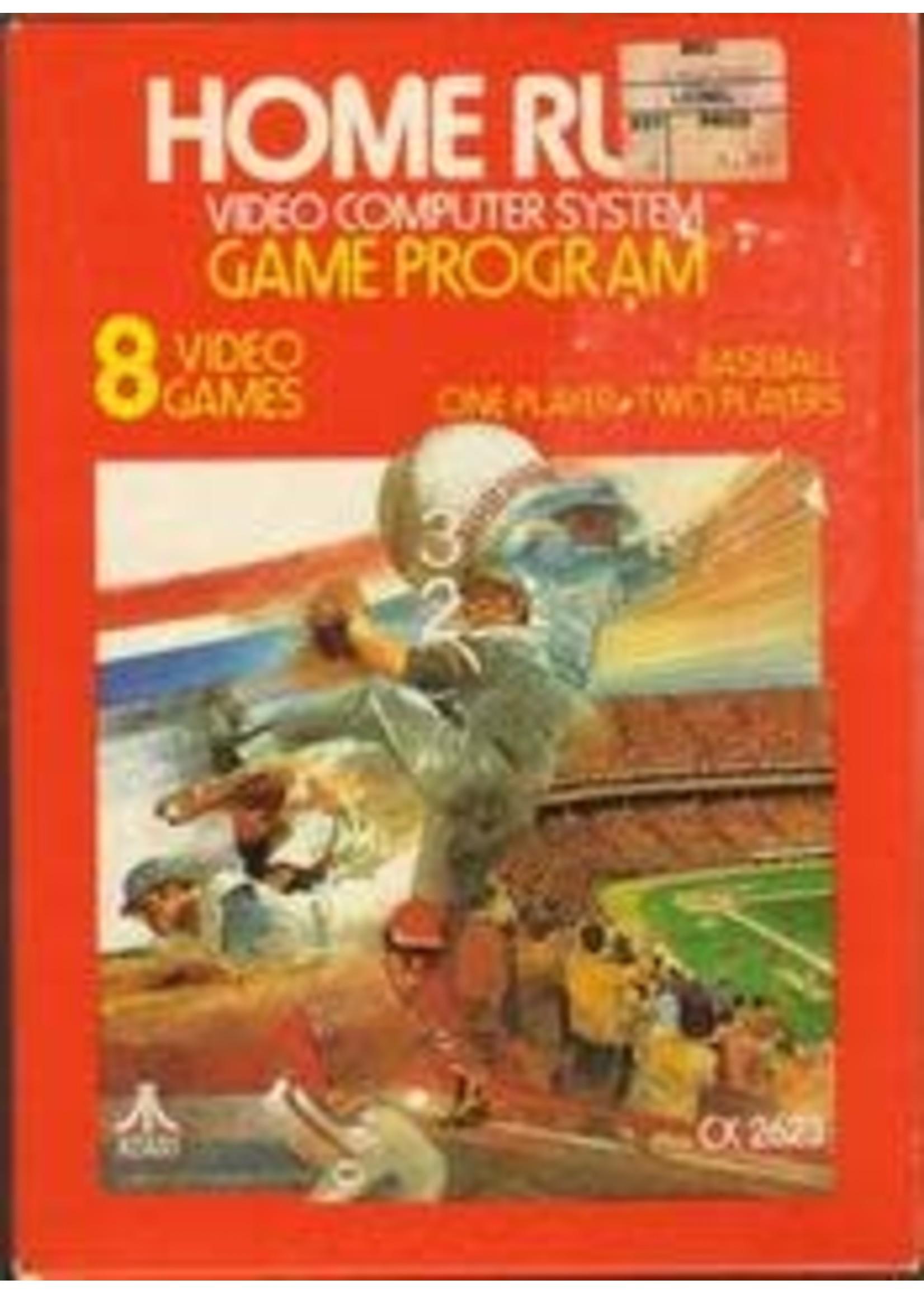 Home Run Atari 2600