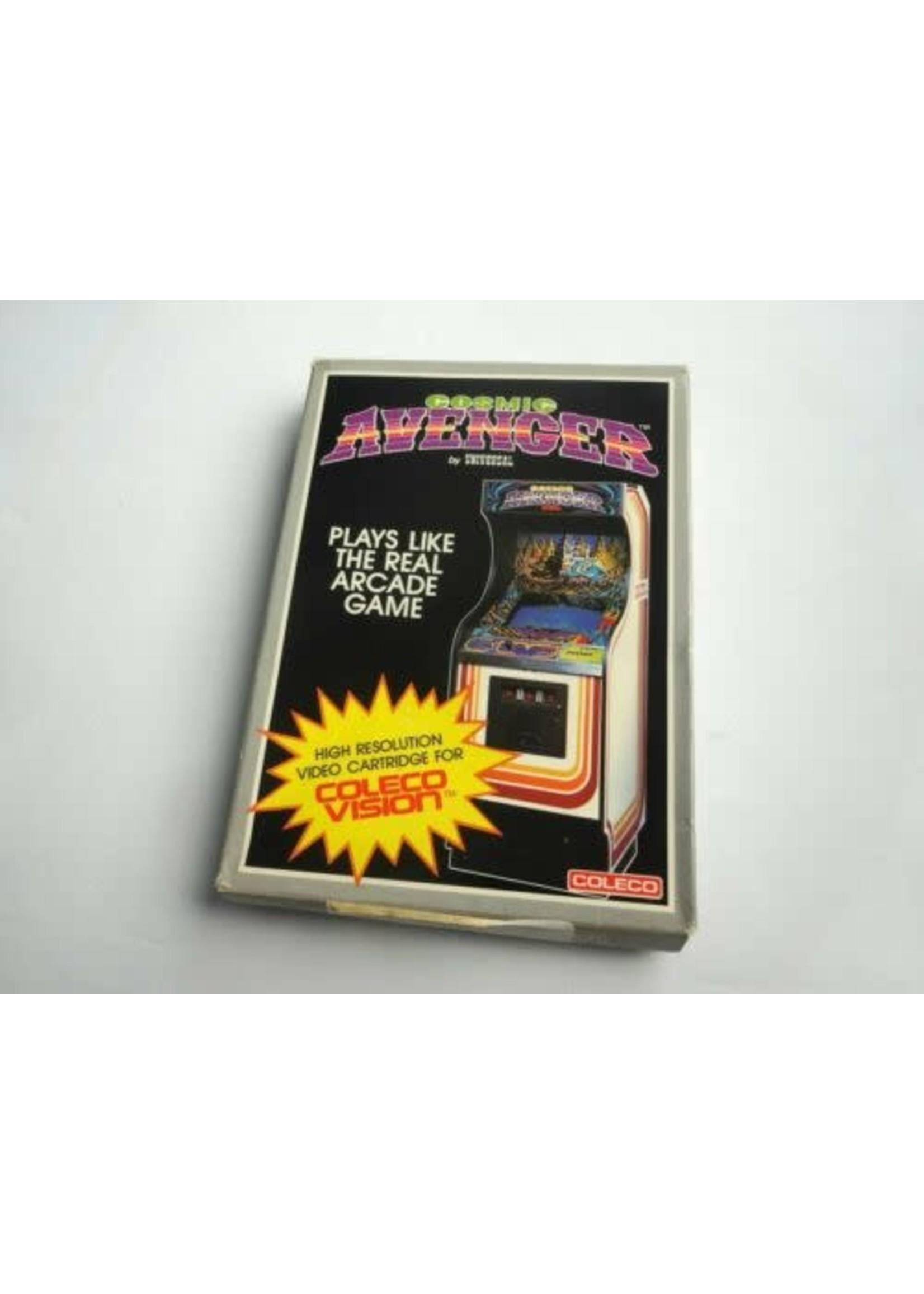 Cosmic Adventures ColecoVision
