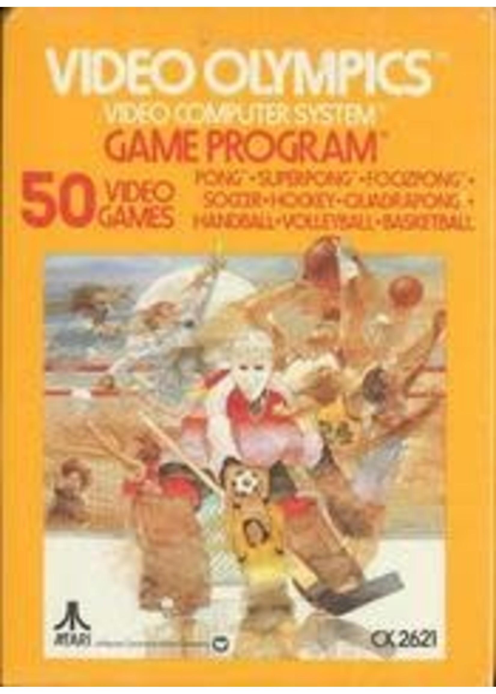 Video Olympics Atari 2600