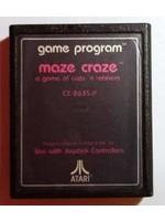Maze Craze Atari 2600