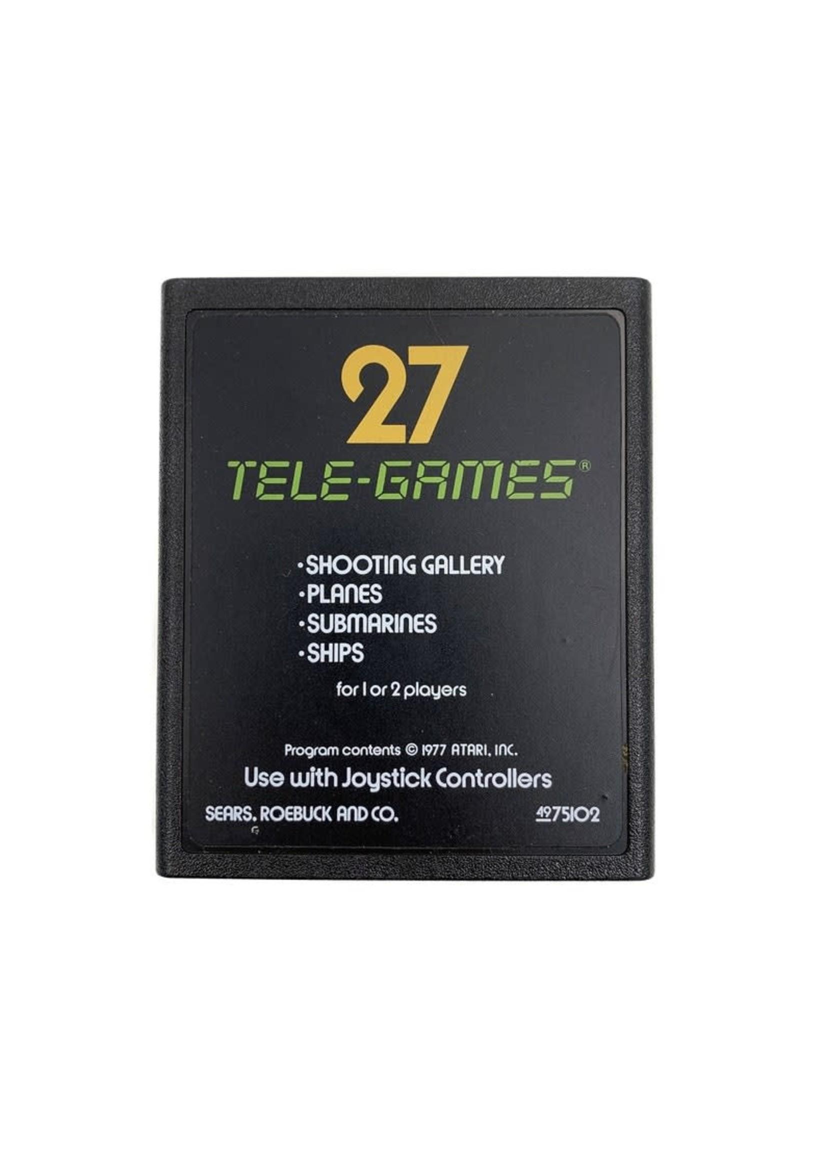 27 Tele-Games